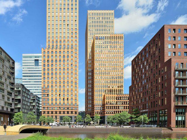 Symphony Offices, Amsterdam - CBRE