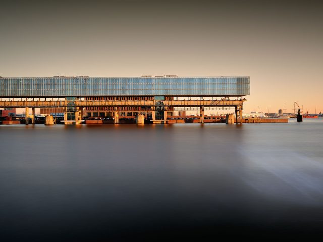 Architectuur fotograaf Kraanspoor, Amsterdam - OTH architecten