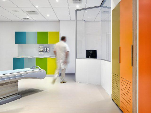 Interieurfotografie ziekenhuis in Haarlem, door interieur fotograaf Chiel de Nooyer