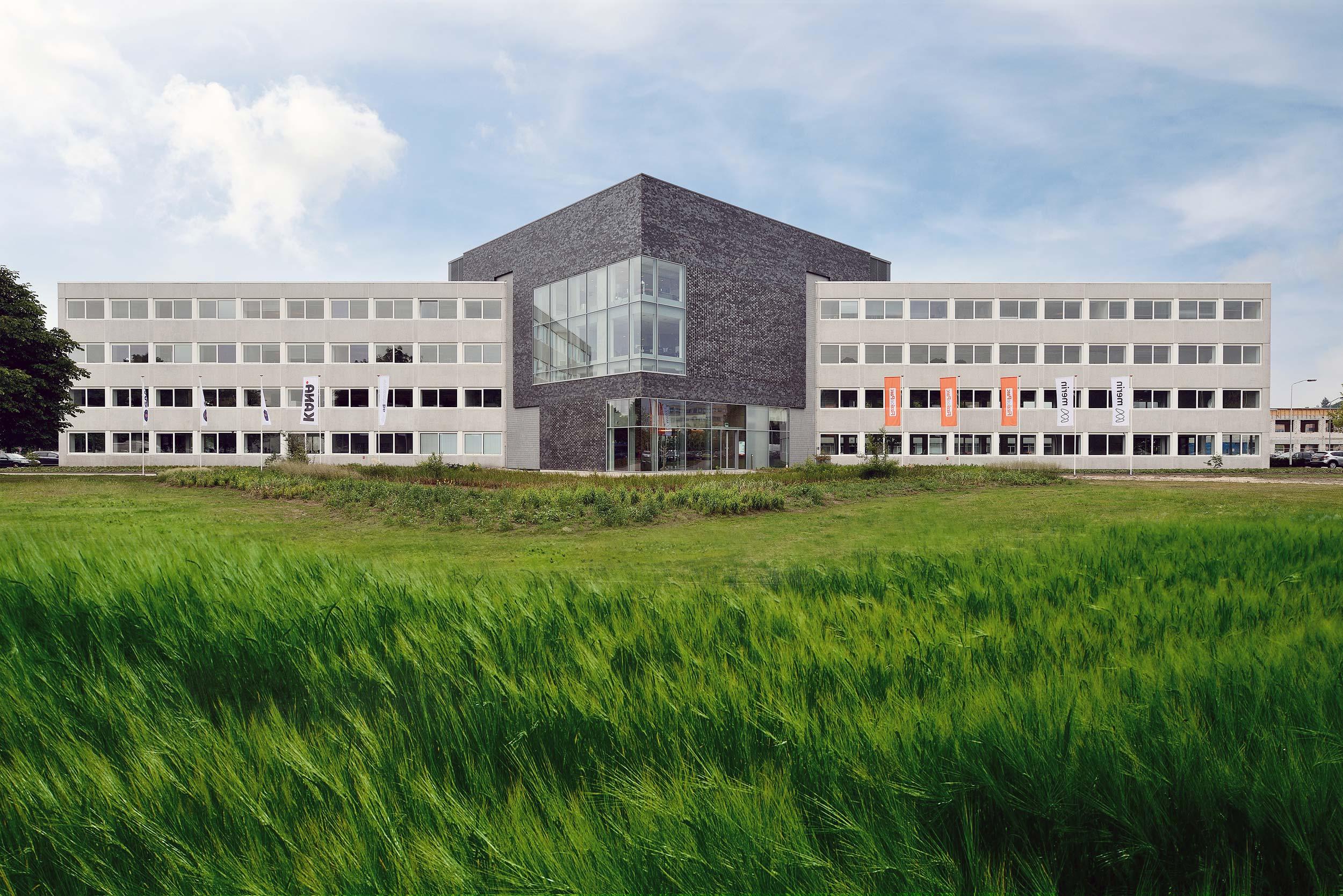 Fizzionparc kantoor - fotografie Chiel de Nooyer, architectuurfotograaf
