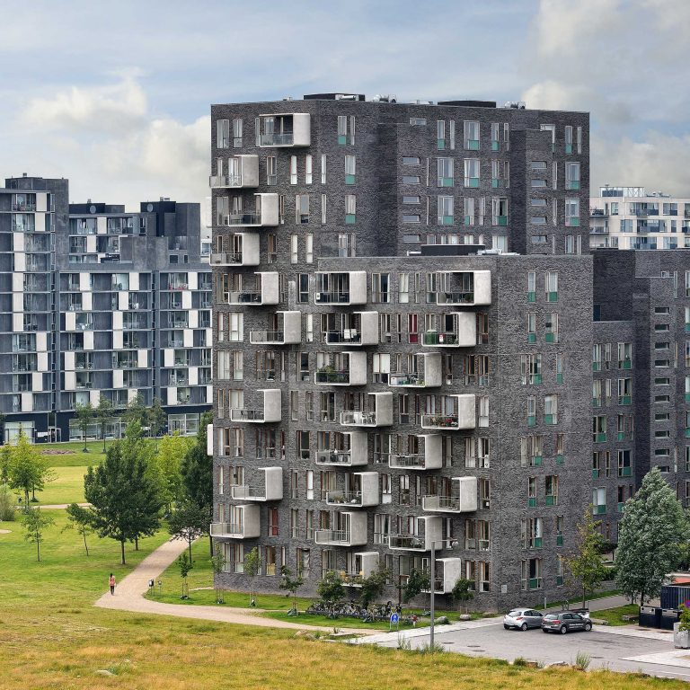 Orestad Apartments, Copenhagen - Lundgaard & Tranberg Arkitekter