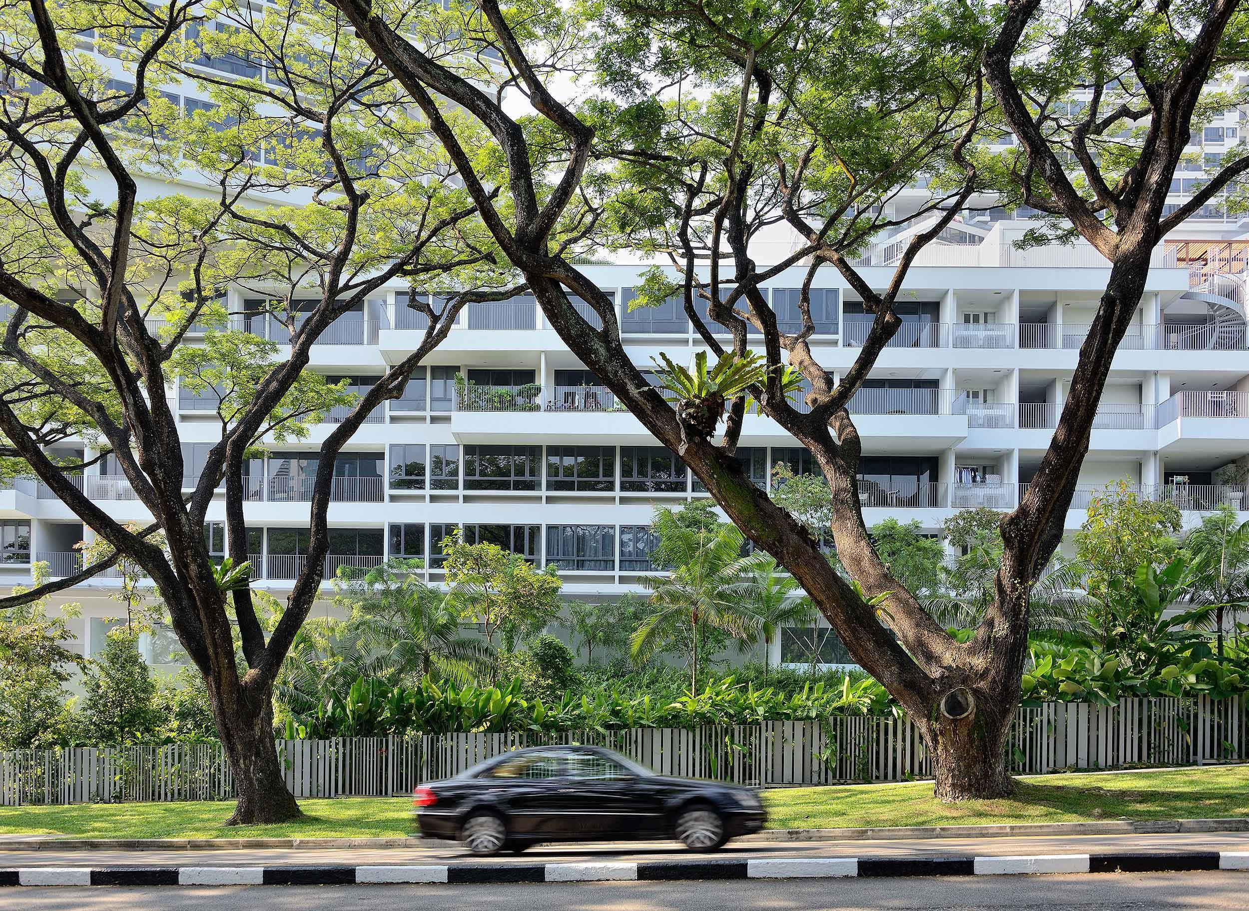 Interlace, Singapore - Ole Scheeren