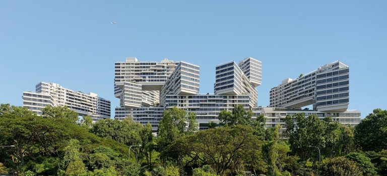 The Interlace, Singapore - Ole Scheeren