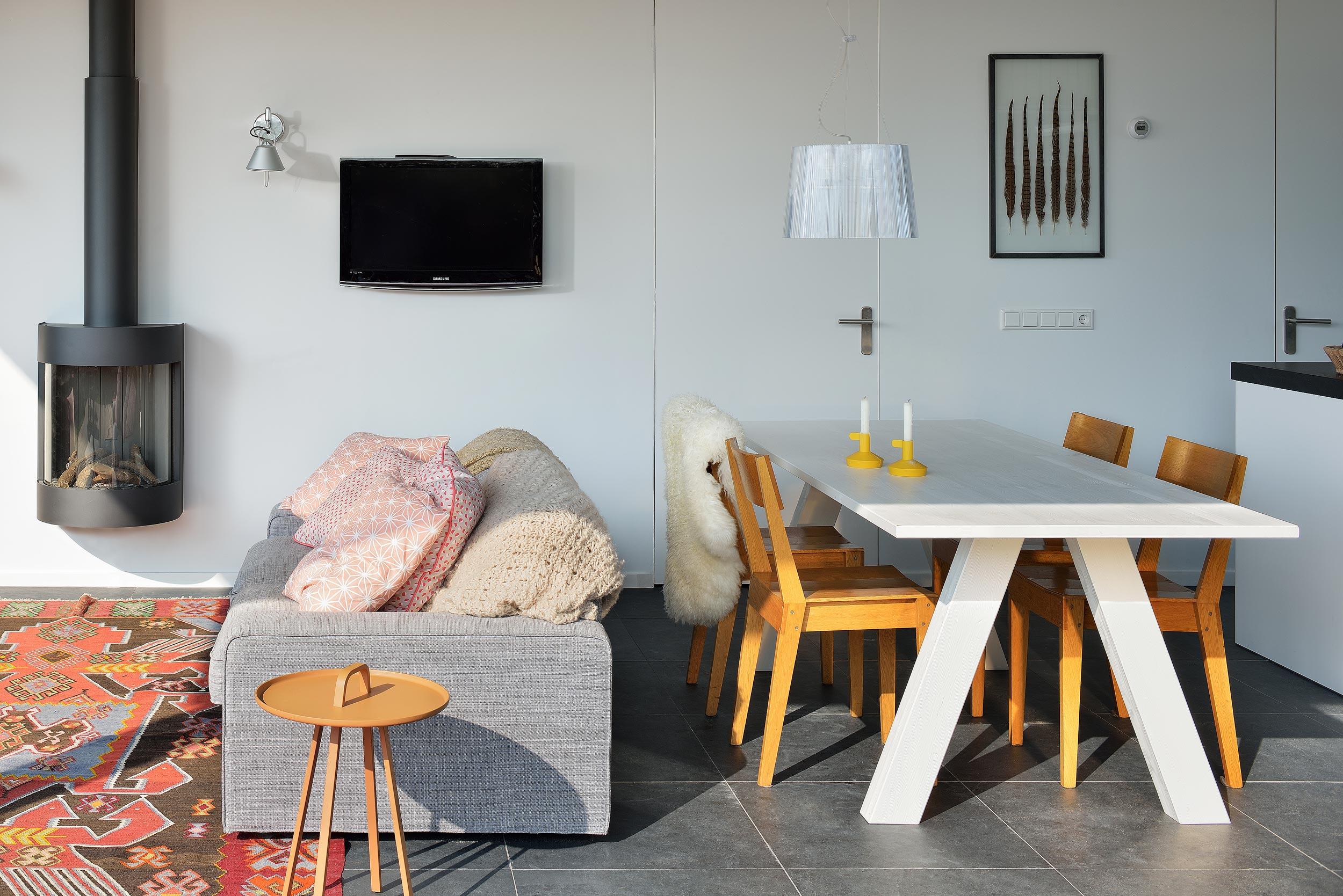 Vakantiewoning Vlieland - door interieurfotograaf Chiel de Nooyer