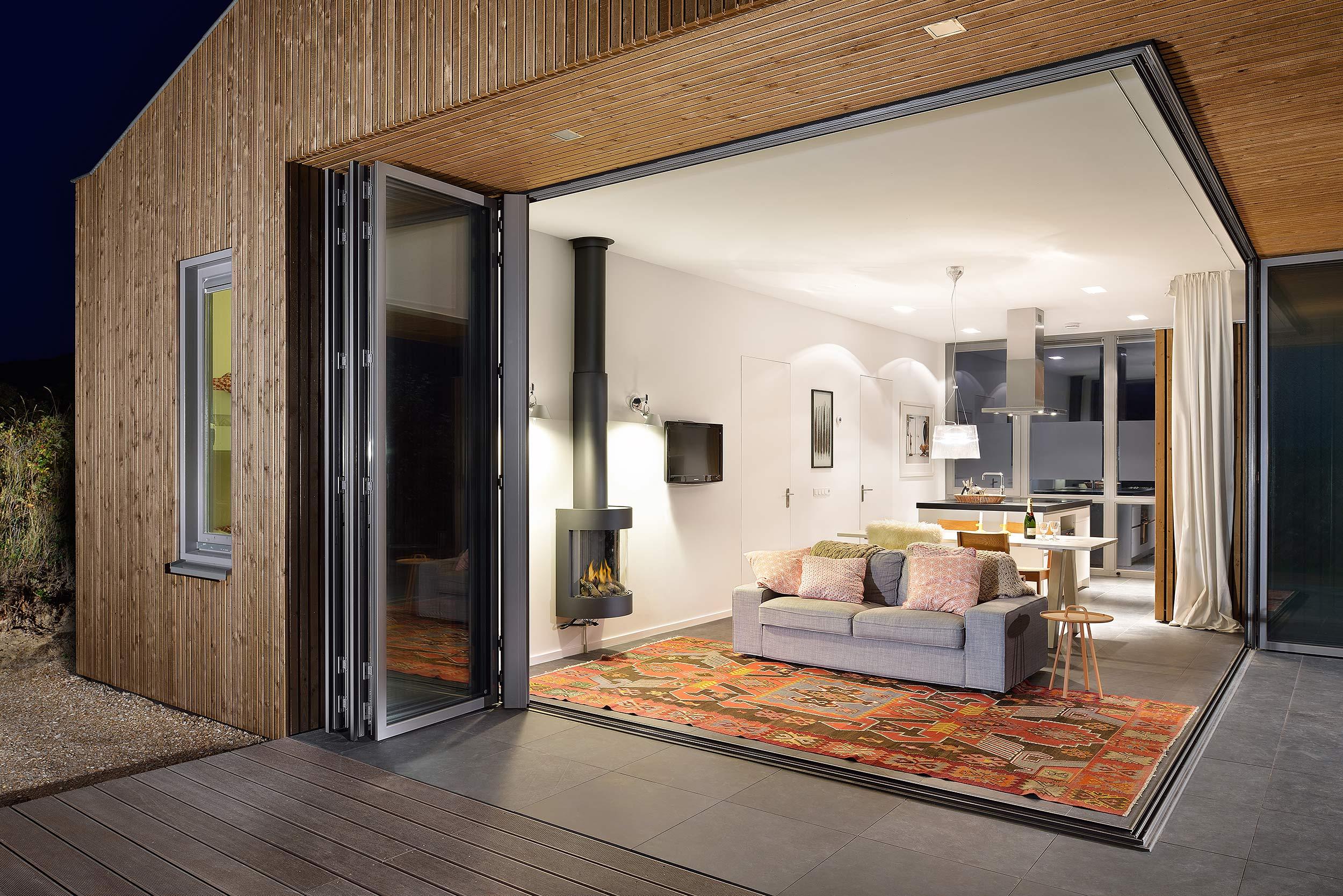 Vakantiewoning Vlieland - door architectuurfotograaf Chiel de Nooyer