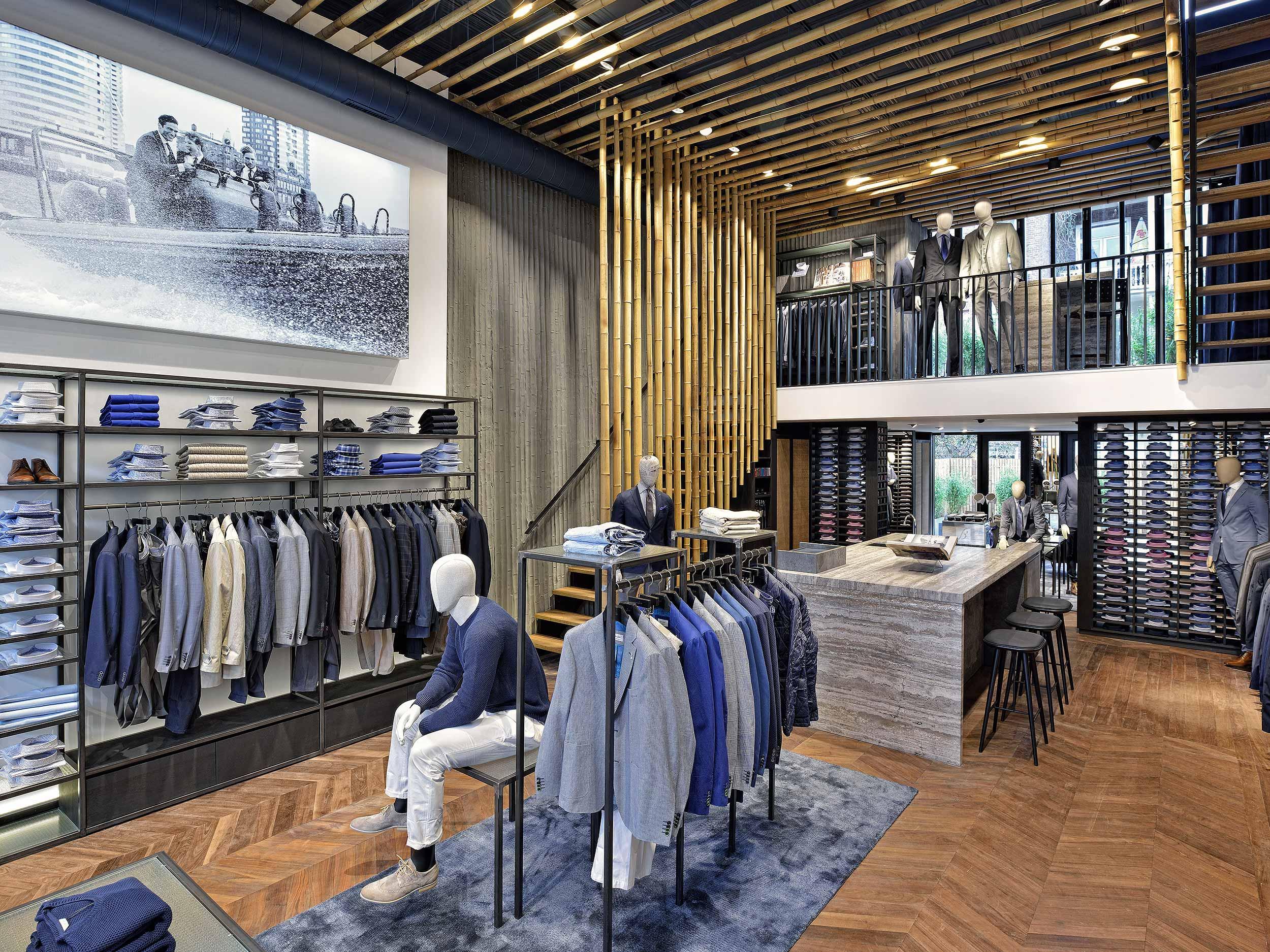 Interieurfotograaf Amsterdam - Chiel de Nooyer, Interieur Van Gils winkel Baerlestraat