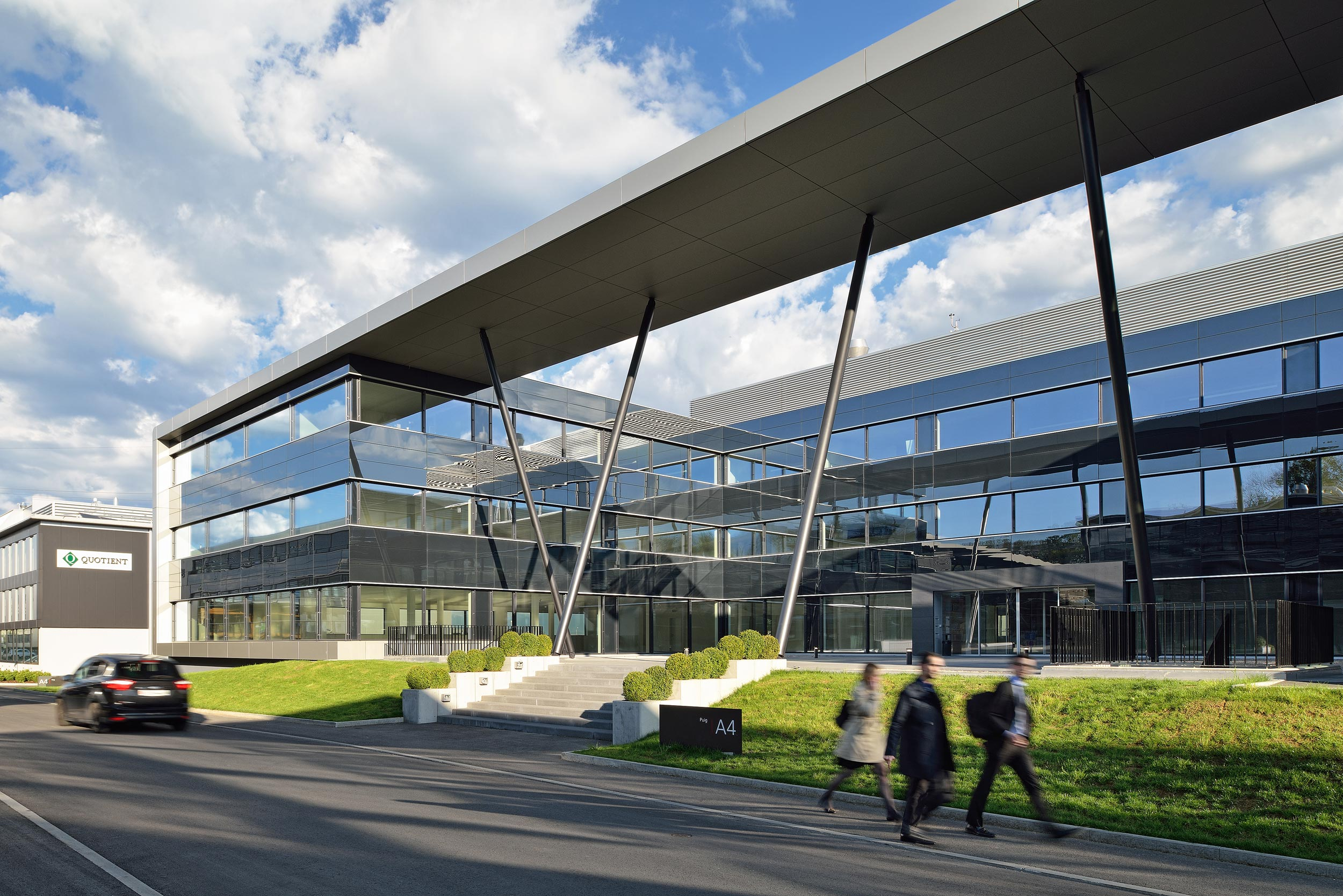 Terre Bonne Park in Zwitserland - architectuurfotograaf Chiel de Nooyer