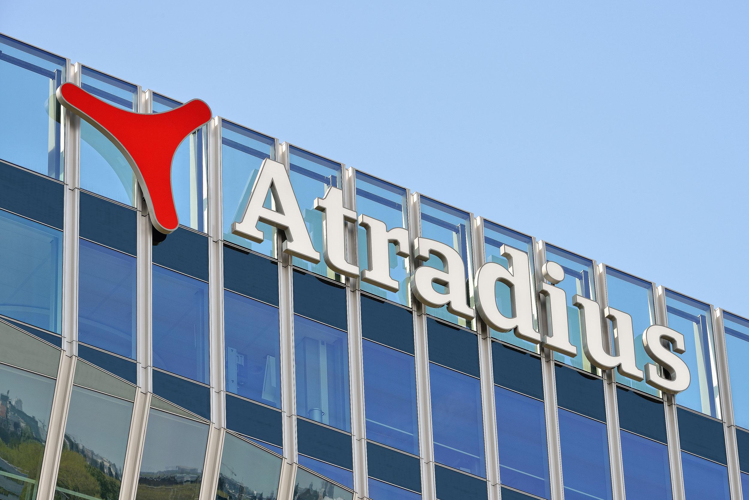 Atradius Hoofdkantoor, Amsterdam - Atradius Group - architectuurfotograaf Chiel de Nooyer