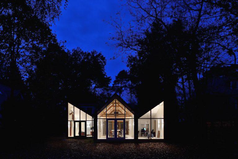Villa aanbouw, Bilthoven - KettingHuls architecten