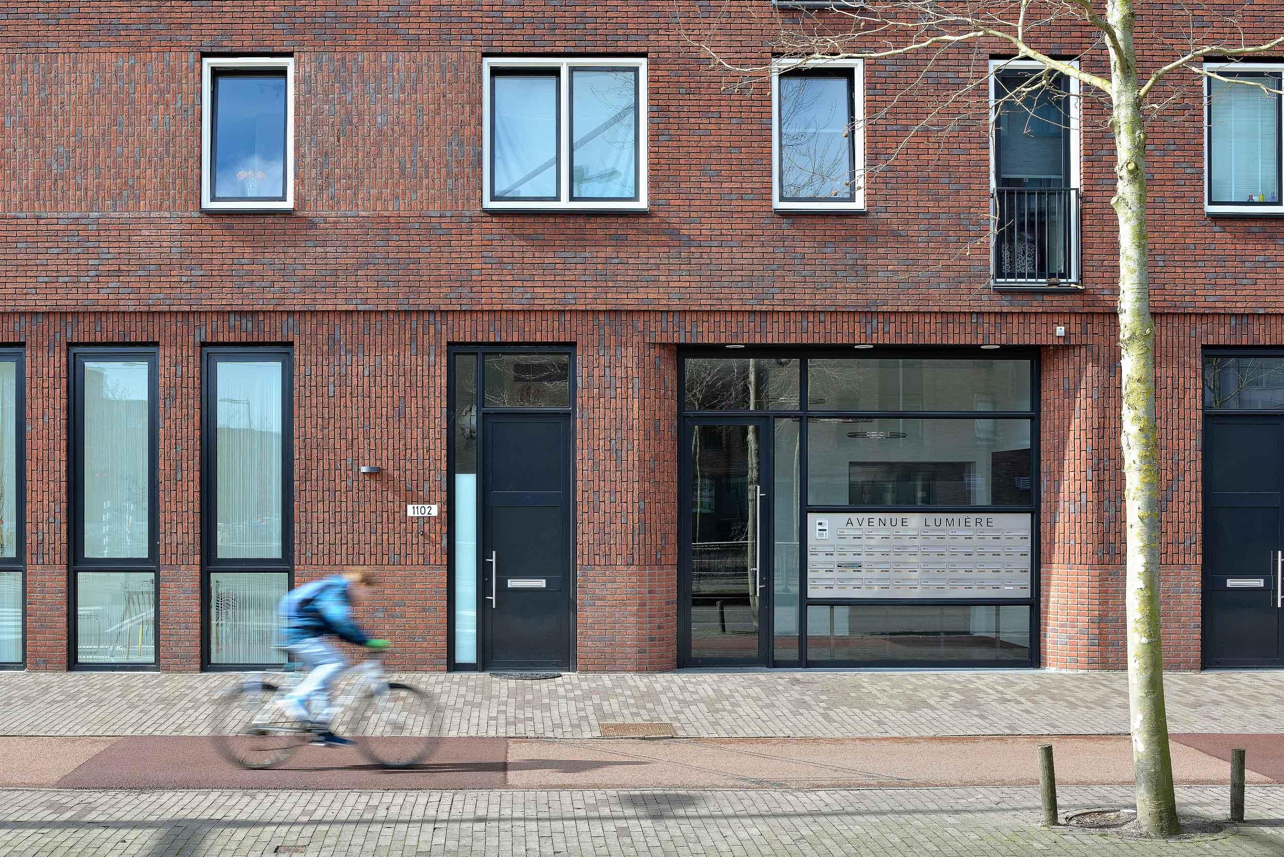 Avenue Lumiere, Amsterdam - Architectuurfotograaf Chiel de Nooyer