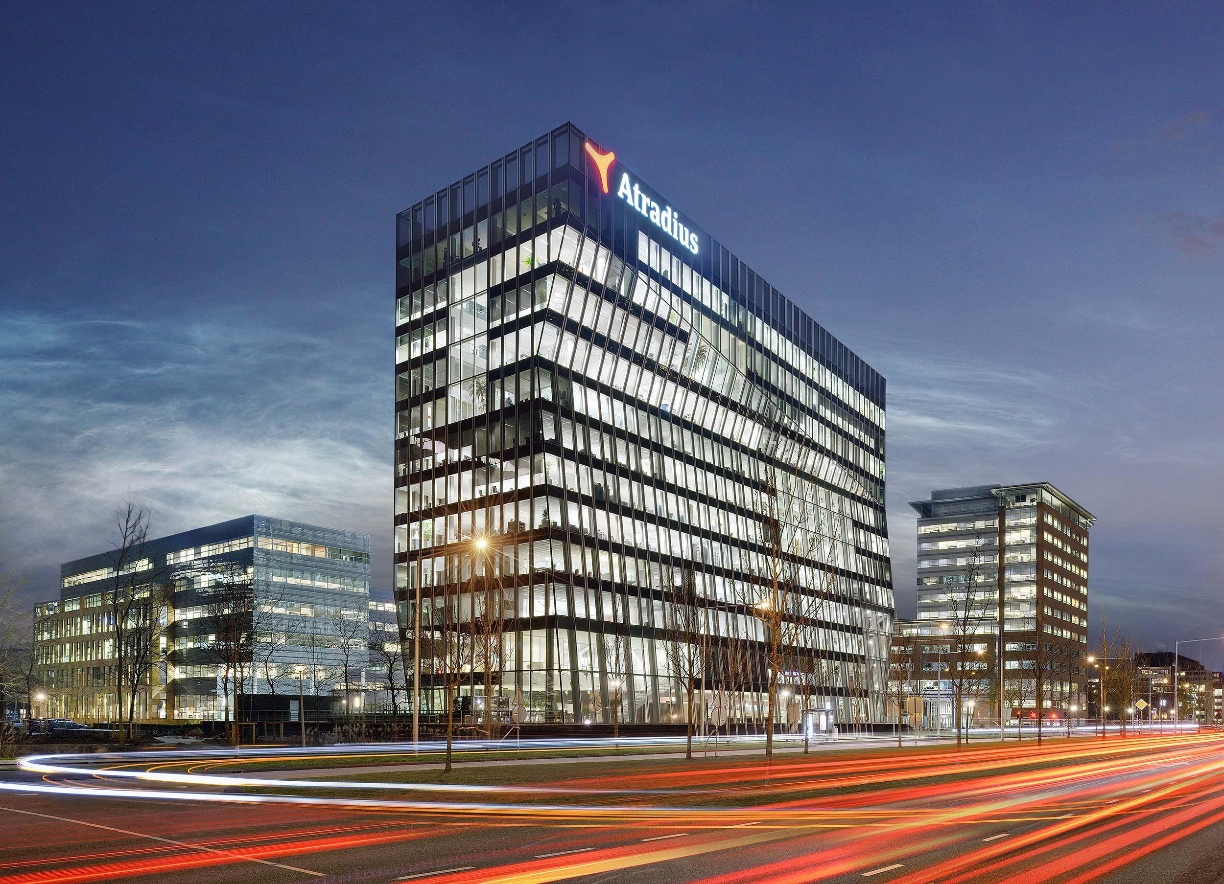 Atradius Headquarters, Amsterdam - Atradius Group