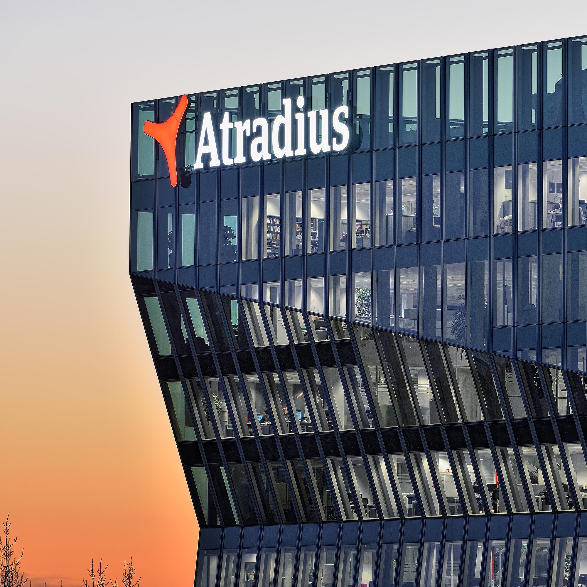 Atradius kantoor, Amsterdam - Atradius Group - architectuur fotograaf Chiel de Nooyer