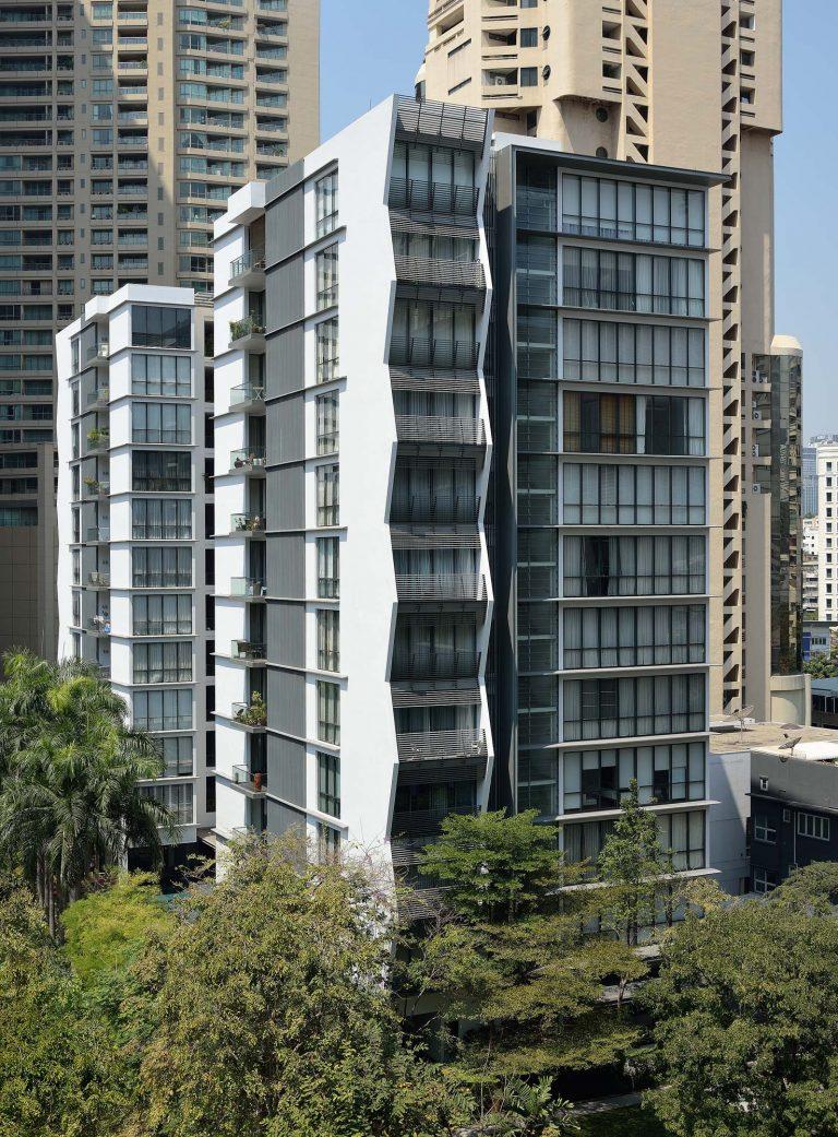 Domus Condominium, Bangkok - Gaysorn Property