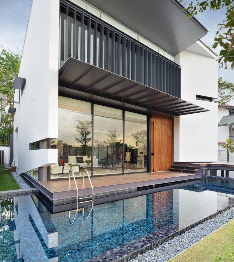 Chiel de Nooyer - Coronation House, Singapore - RT+Q architects