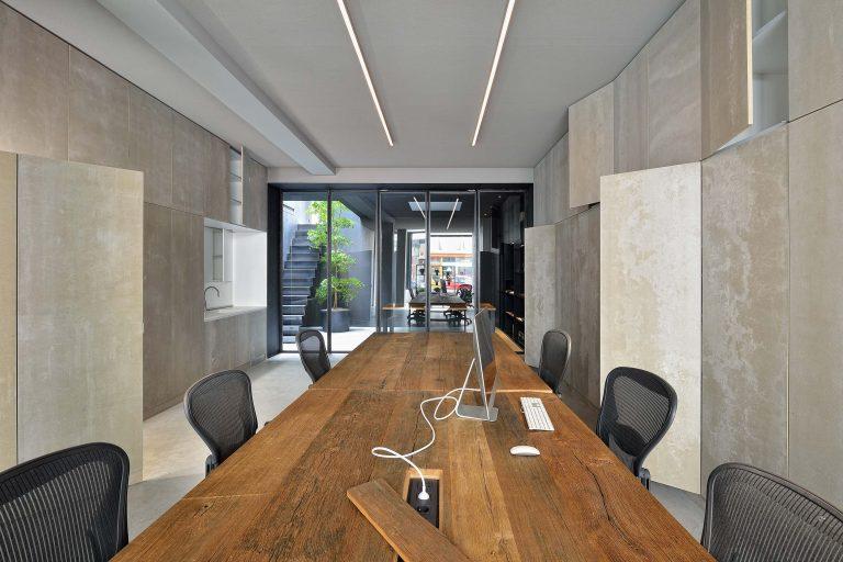 Chiel de Nooyer, kantoor / office Studio de Nooyer