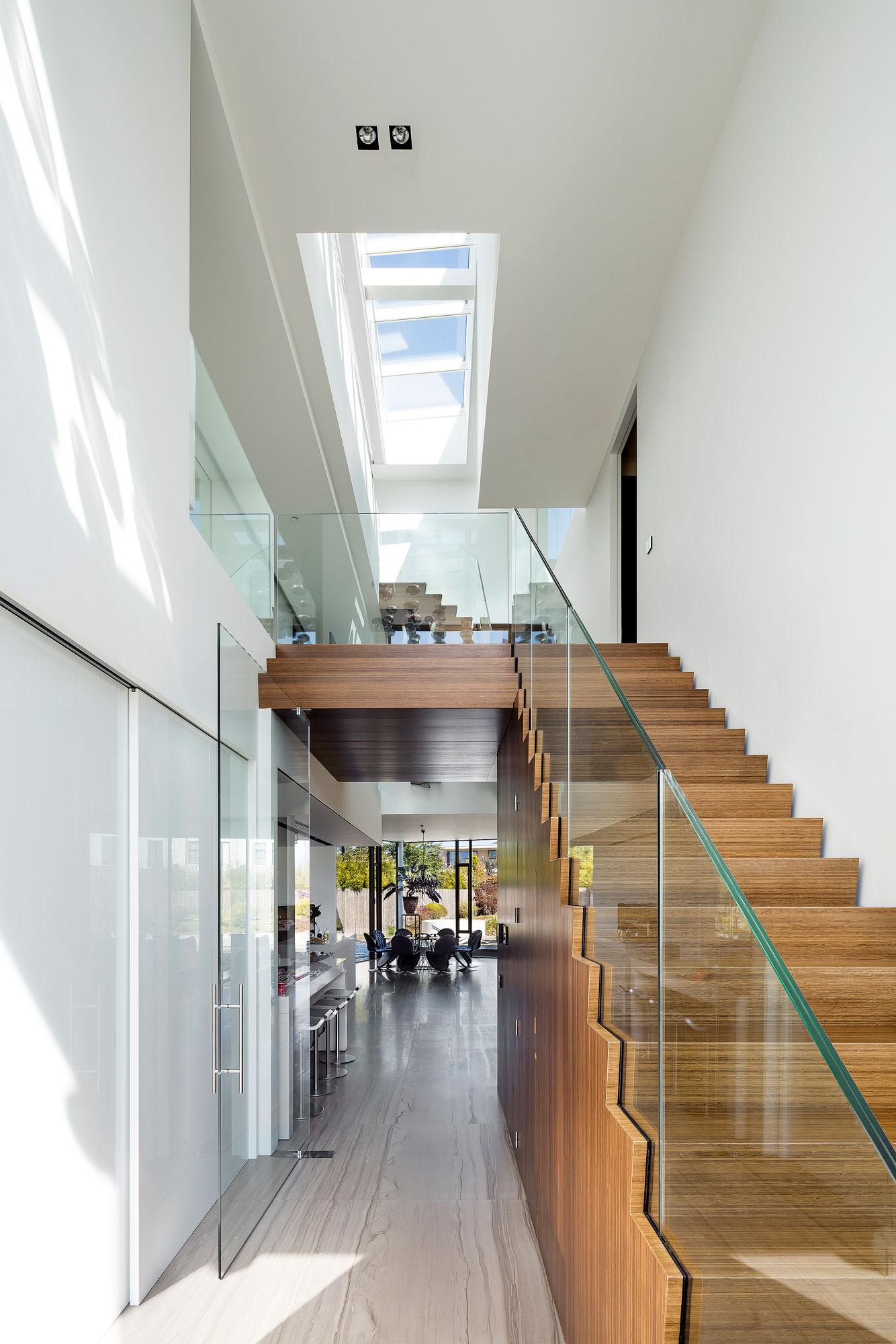 Interieur villa in Hoofddorp. Fotografie door architectuur fotograaf Chiel de Nooyer