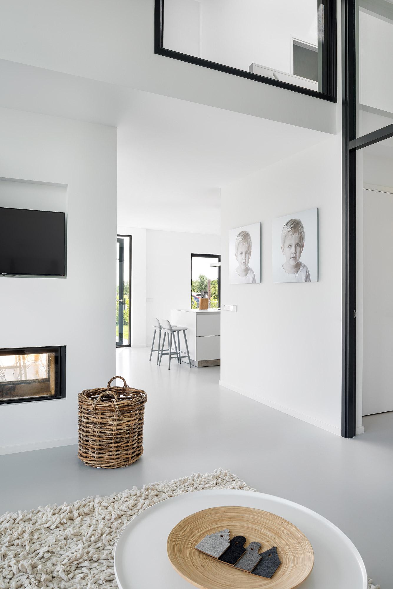 Nieuwbouw woning Nieuwkoop - architectuurfotograaf Chiel de Nooyer
