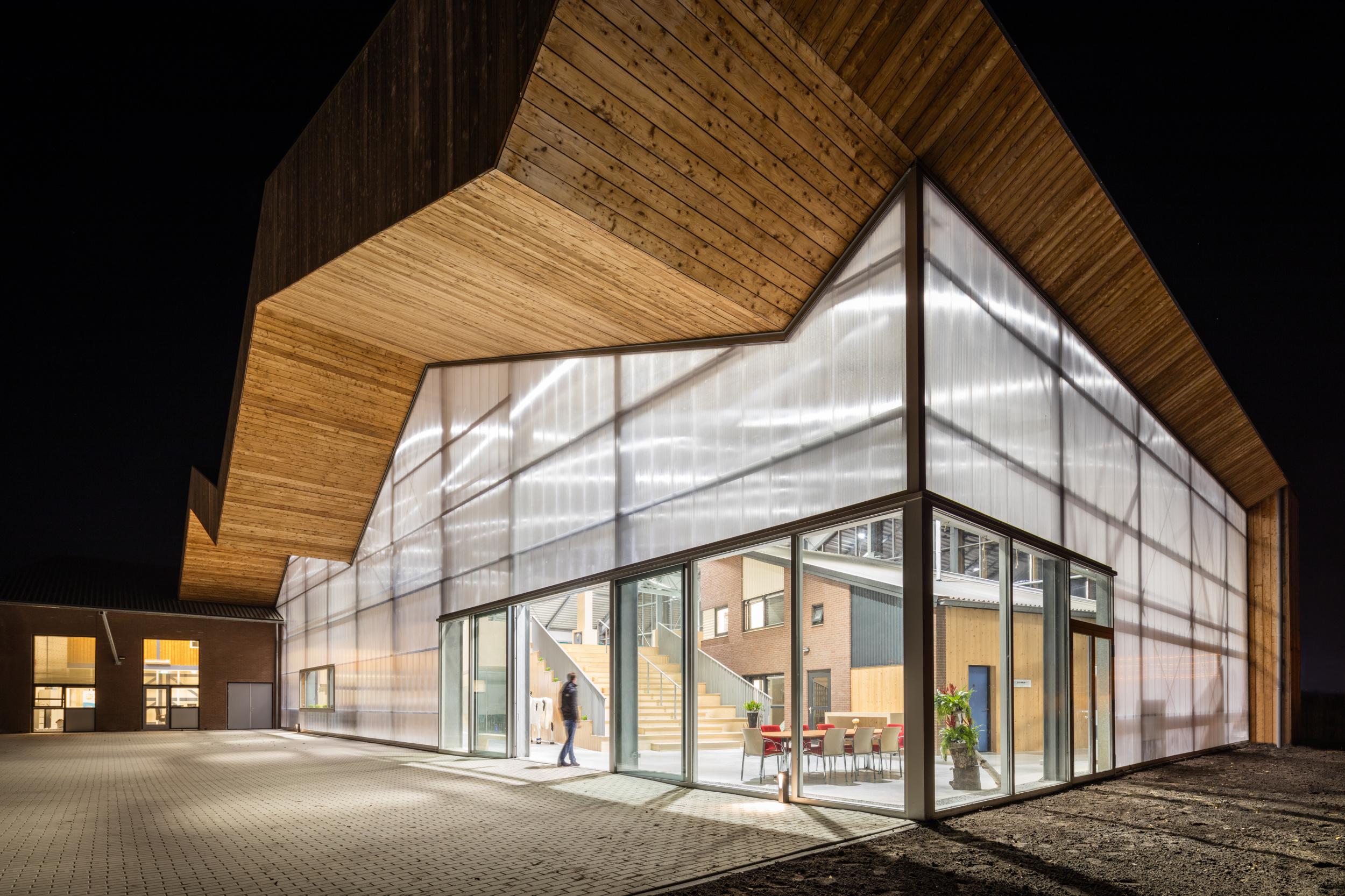 Dairy Campus, Leeuwarden - Arcadis, Chiel de Nooyer architectuurfotograaf