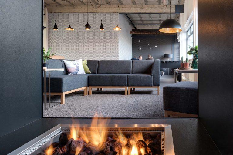 Fizzionparc Oak Building kantoorruimte - fotografie kantoor Chiel de Nooyer, interieurfotograaf