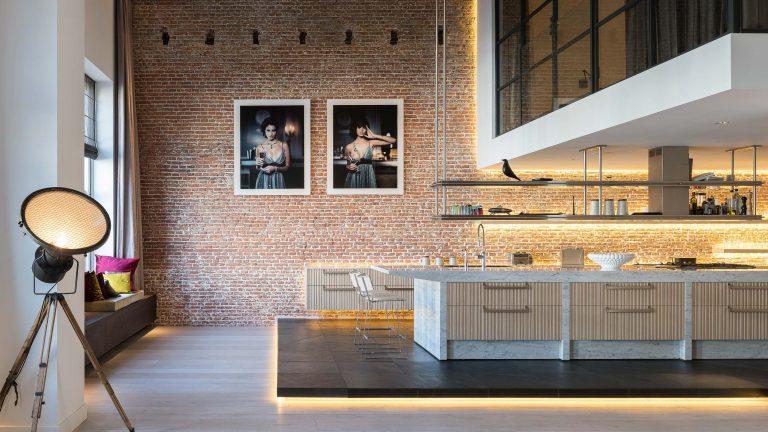 Interieurfotograaf Amsterdam - Chiel de Nooyer, fotografie loft Amsterdam