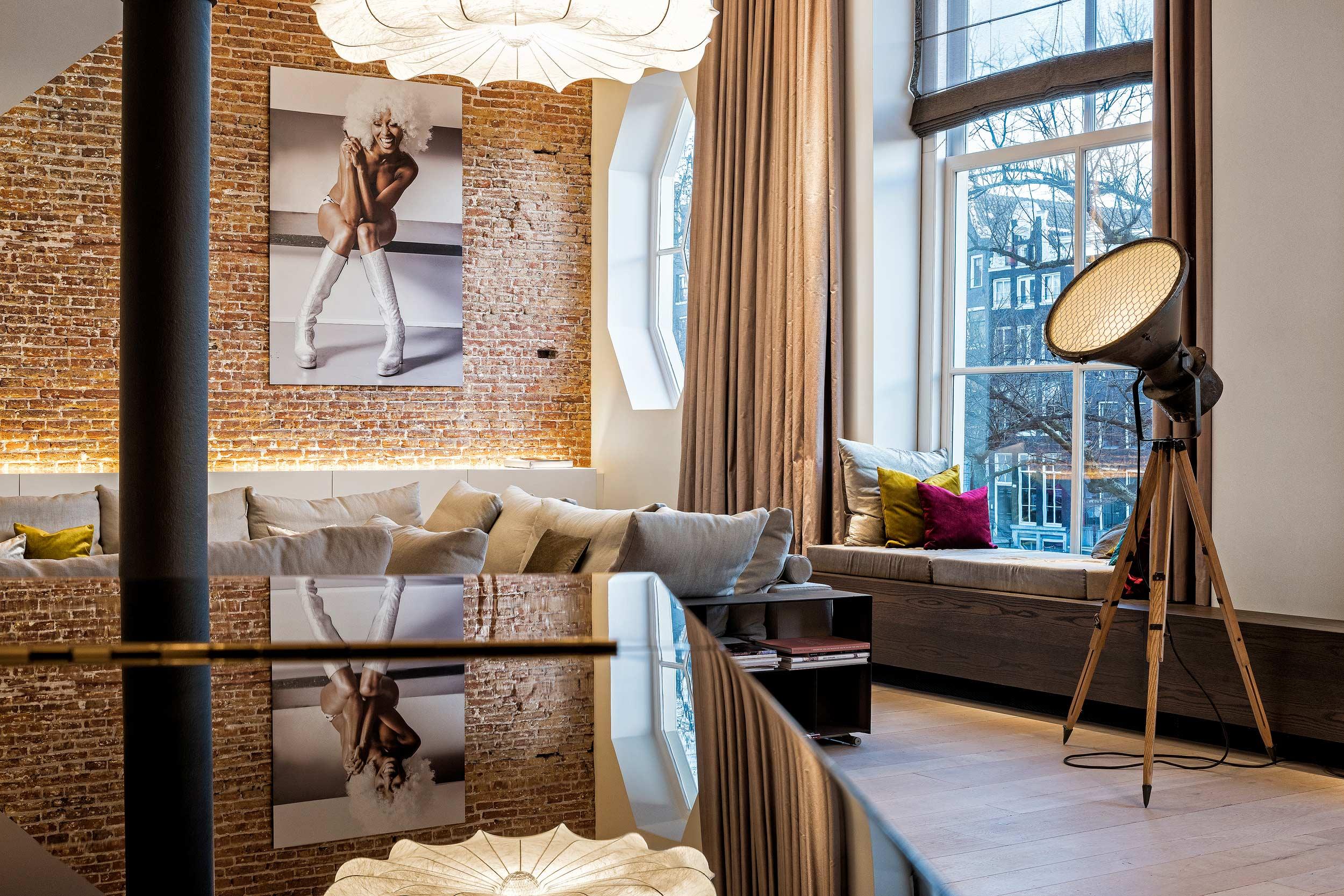 Interieurfotograaf Amsterdam - Chiel de Nooyer, Interieurfotografie van grachtenpand