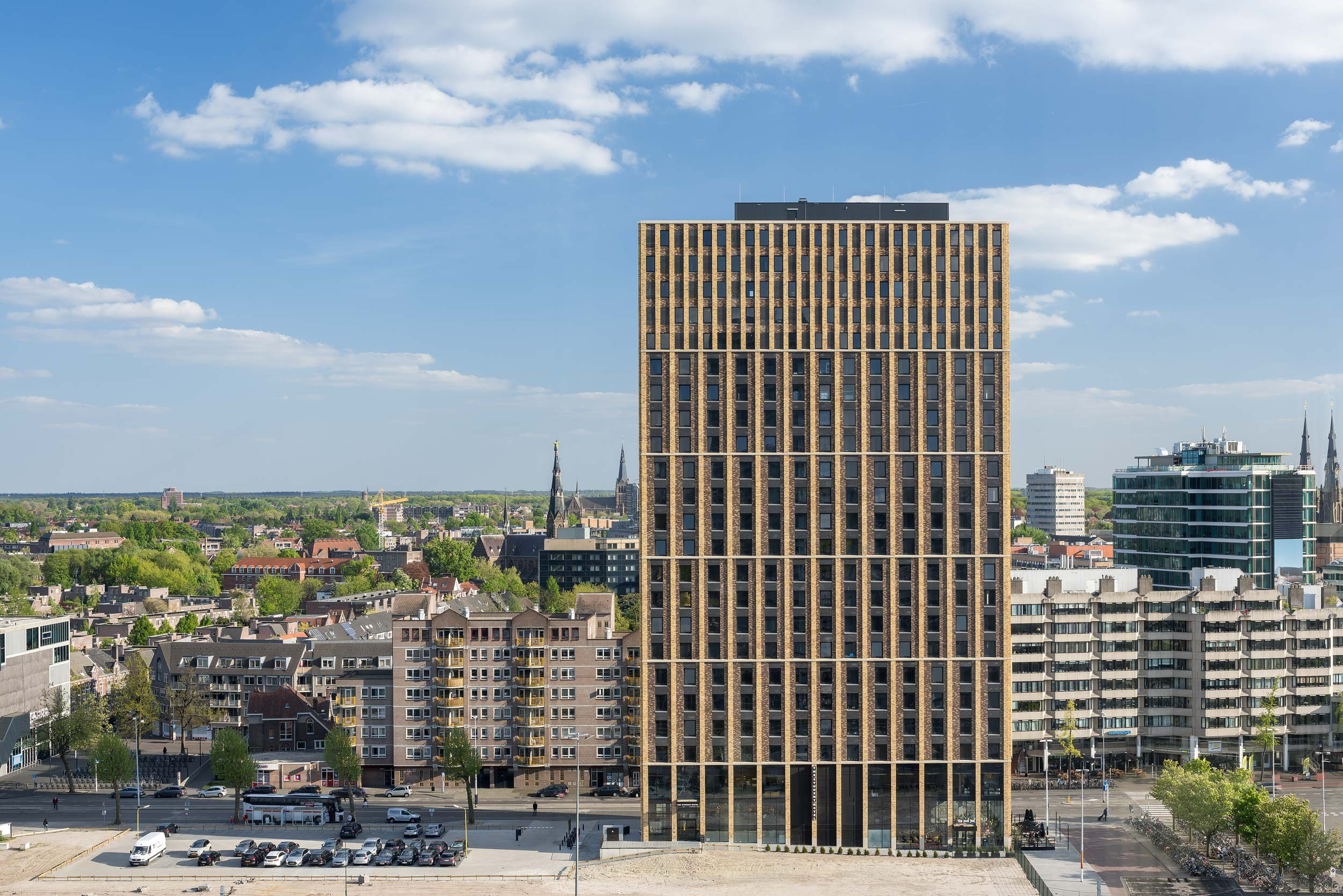 Student Hotel in Eindhoven