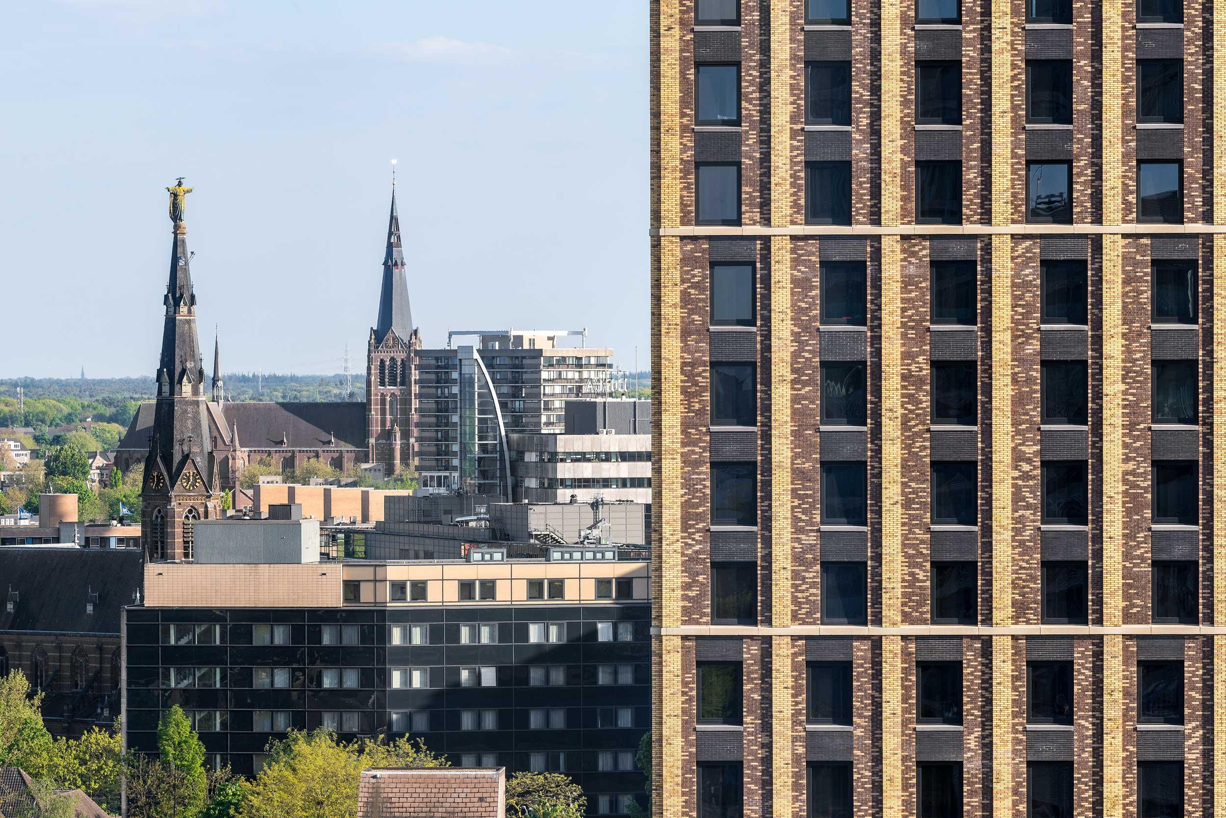 Student Hotel Eindhoven - Architectuurfotograaf Chiel de Nooyer