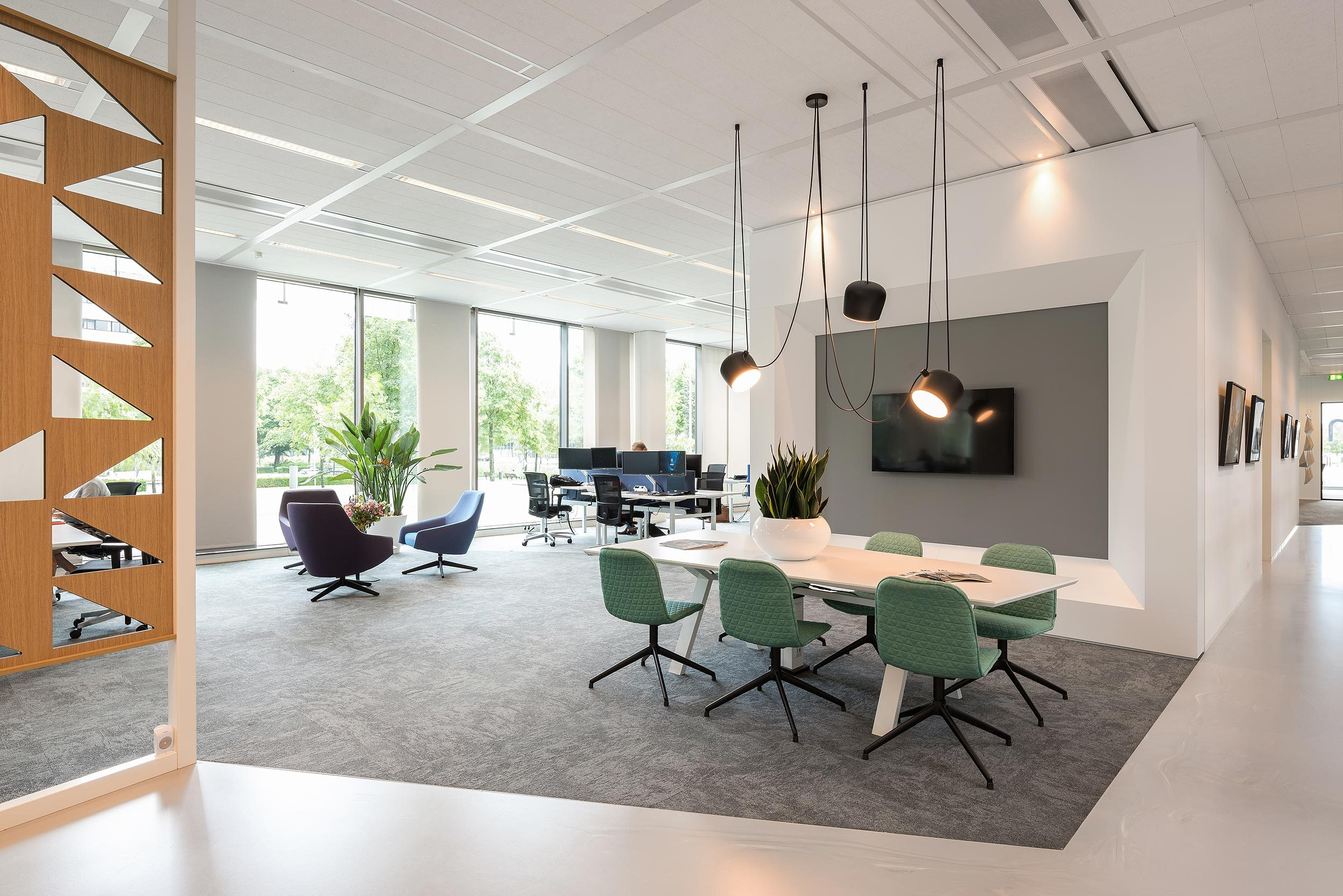 Apollo Office Building, Amsterdam - Merin