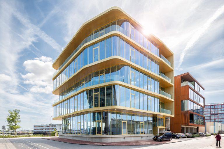 Architectuurfotografie in Amsterdam - Houthavens Office Building, Amsterdam - dedato