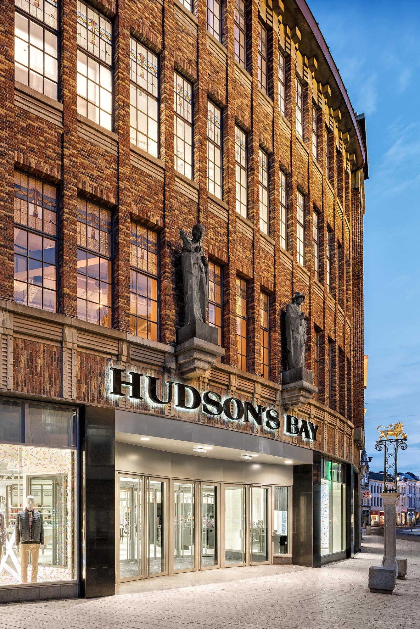 Hudson's Bay - Den Bosch, door Studio de Nooyer, architectuurfotografie