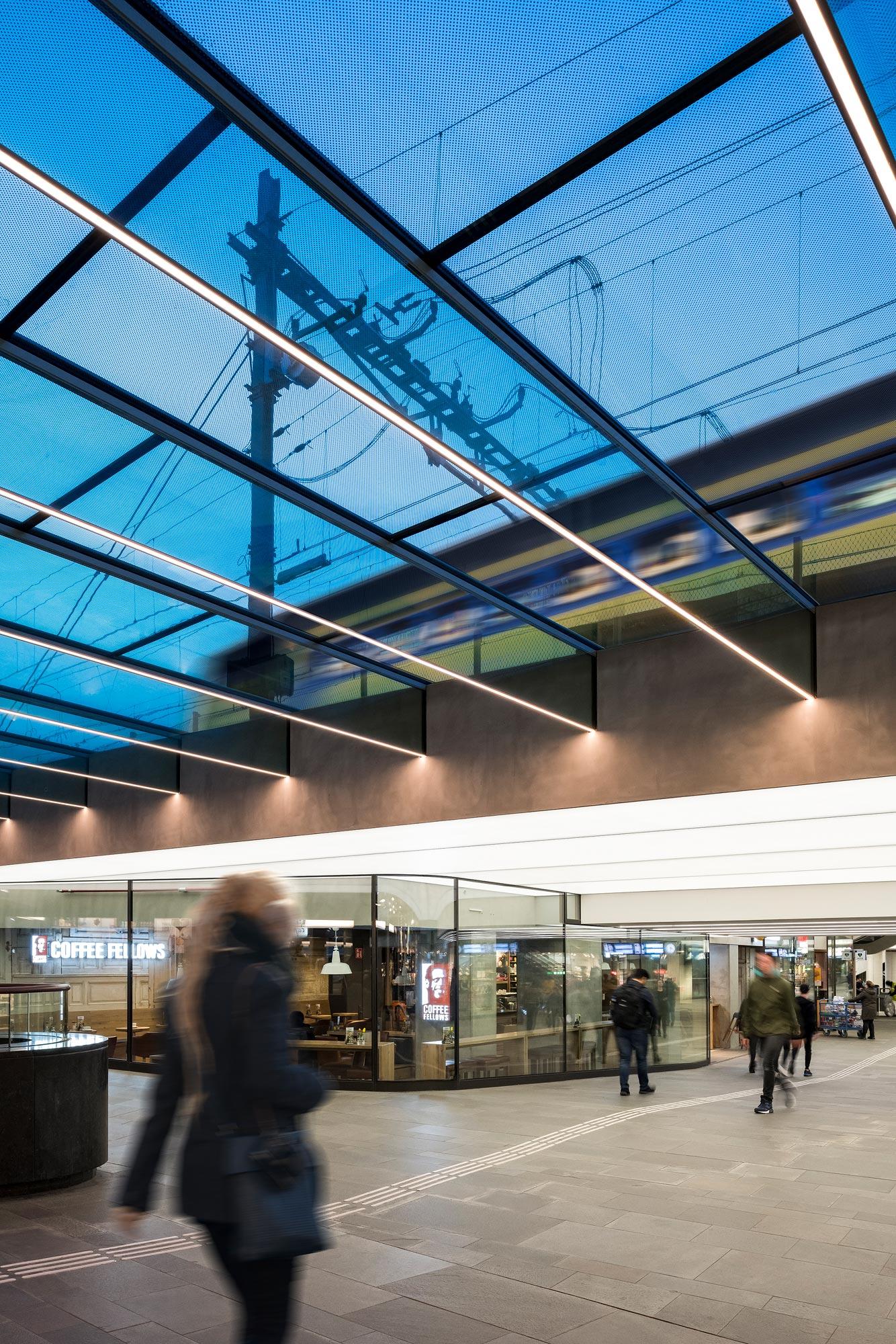 Station Eindhoven - fotografie Chiel de Nooyer, fotograaf interieur en architectuur