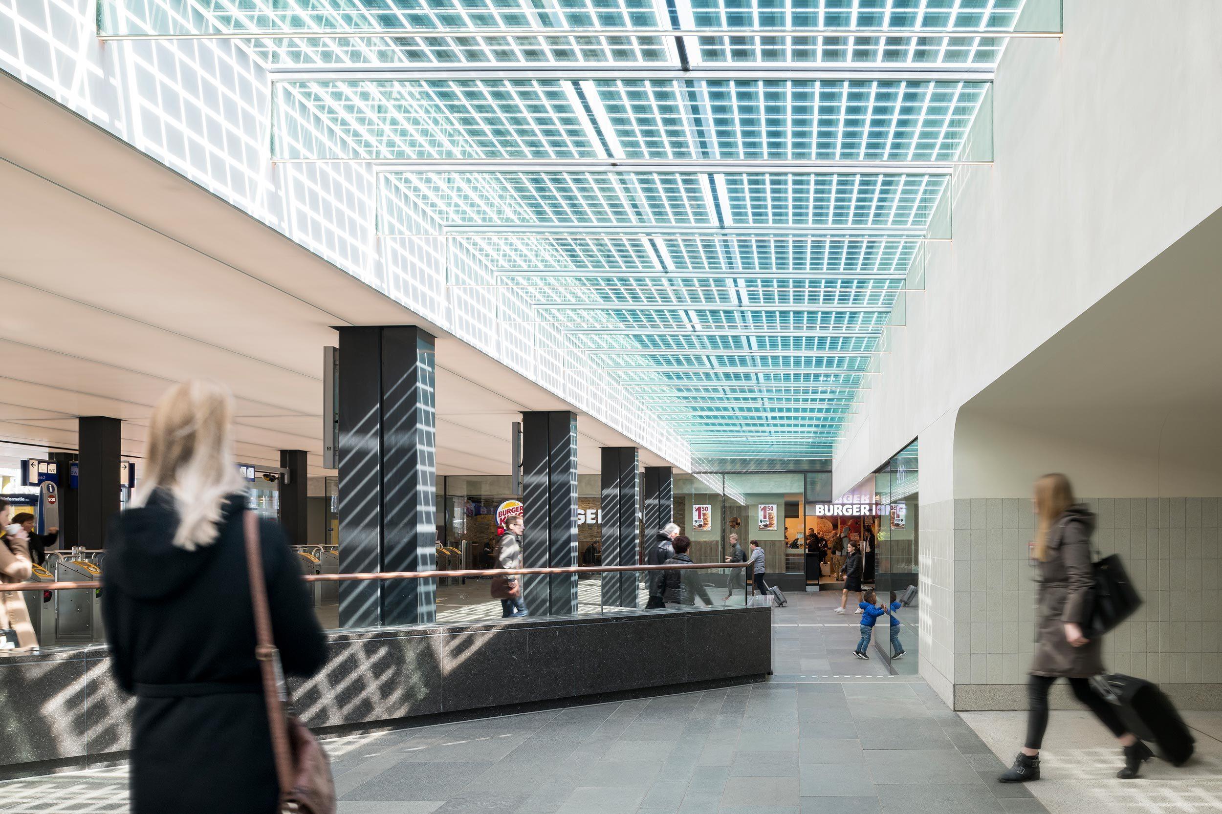 Chiel de Nooyer - fotograaf station Eindhoven Arcadis