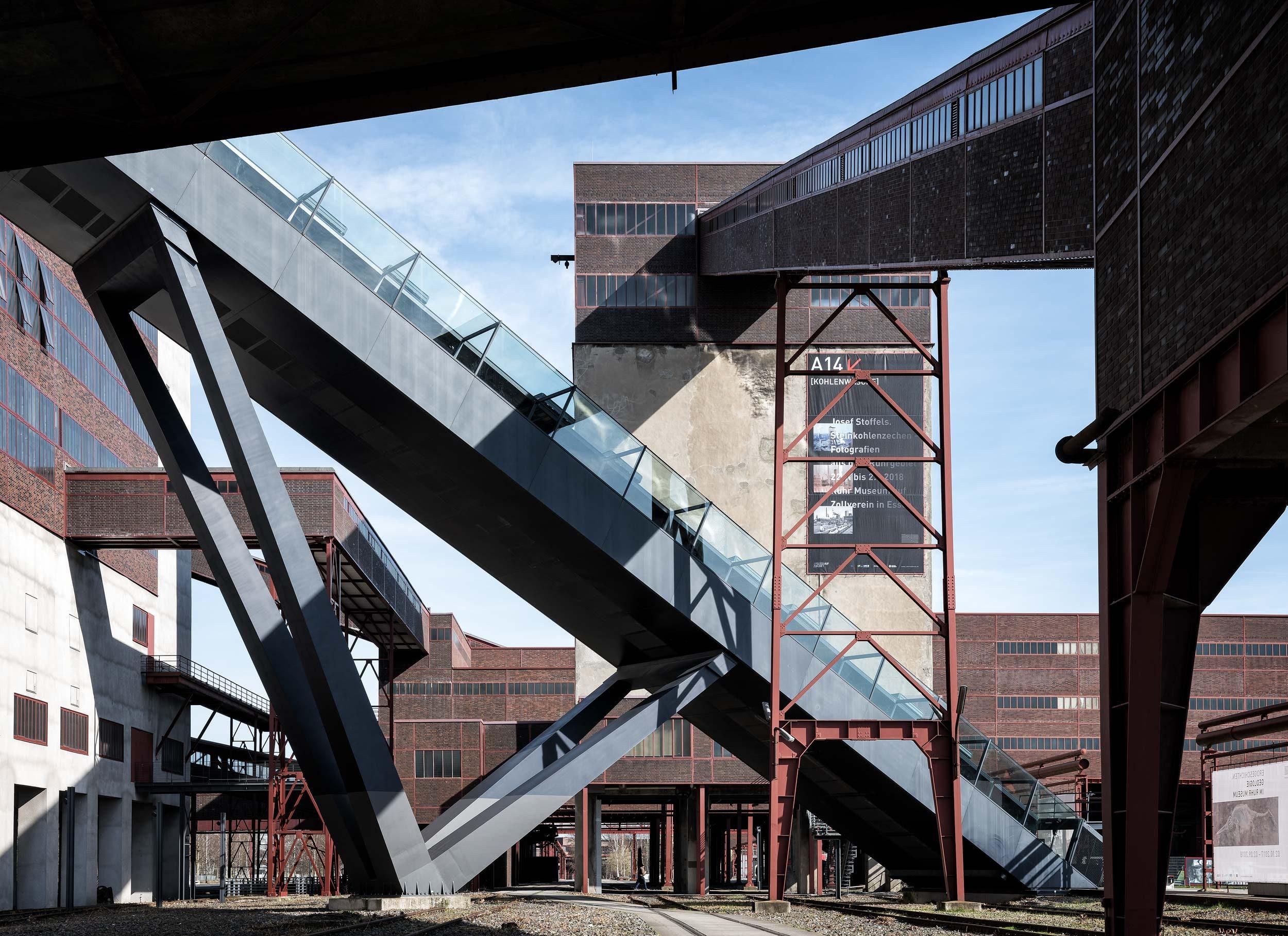 Chiel de Nooyer - architectuurfotograaf Duitsland Zollverein