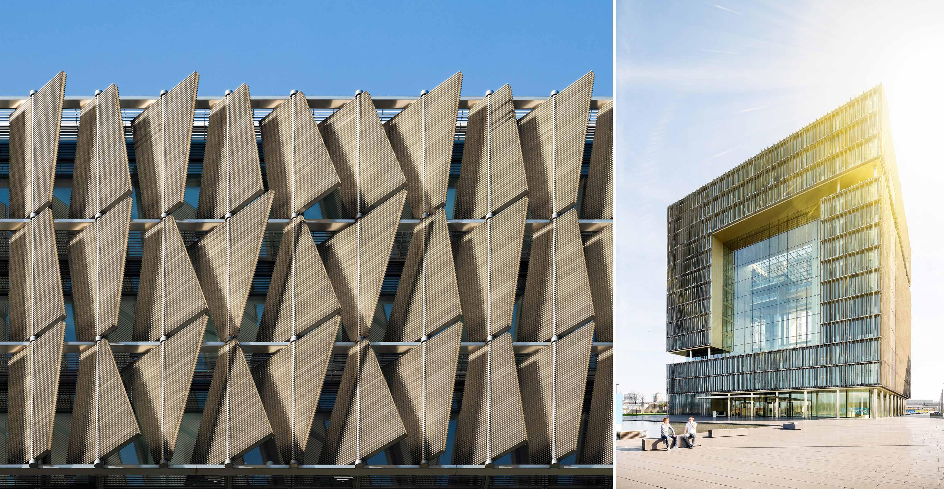 Thyssenkrupp Office Building architecture photographer