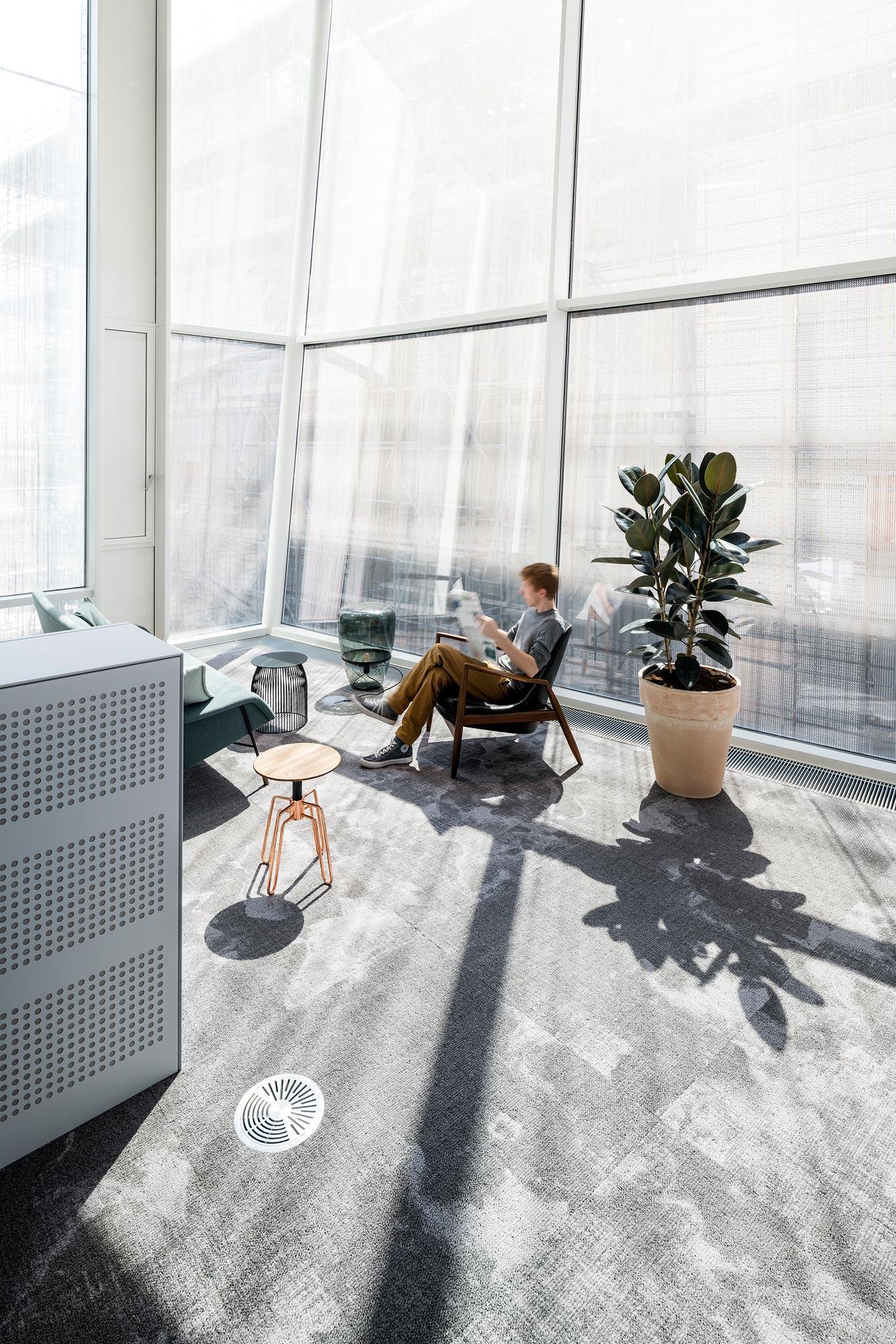 Amvest hoofdkantoor Amsterdam, door Chiel de Nooyer - interieurfotograaf