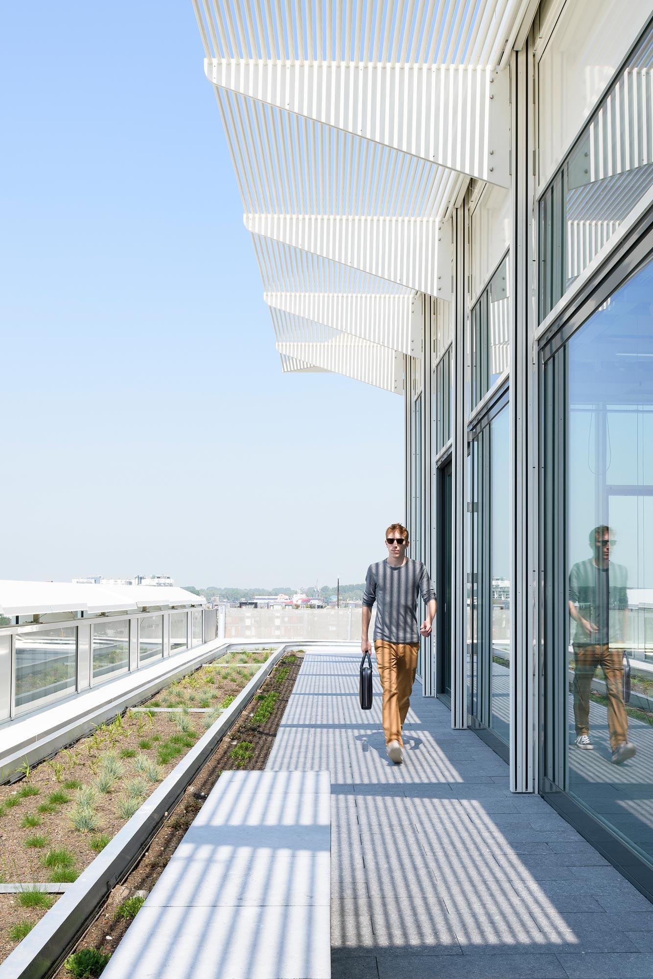 Amvest kantoor architectuur Amsterdam - Chiel de Nooyer, architectuurfotograaf