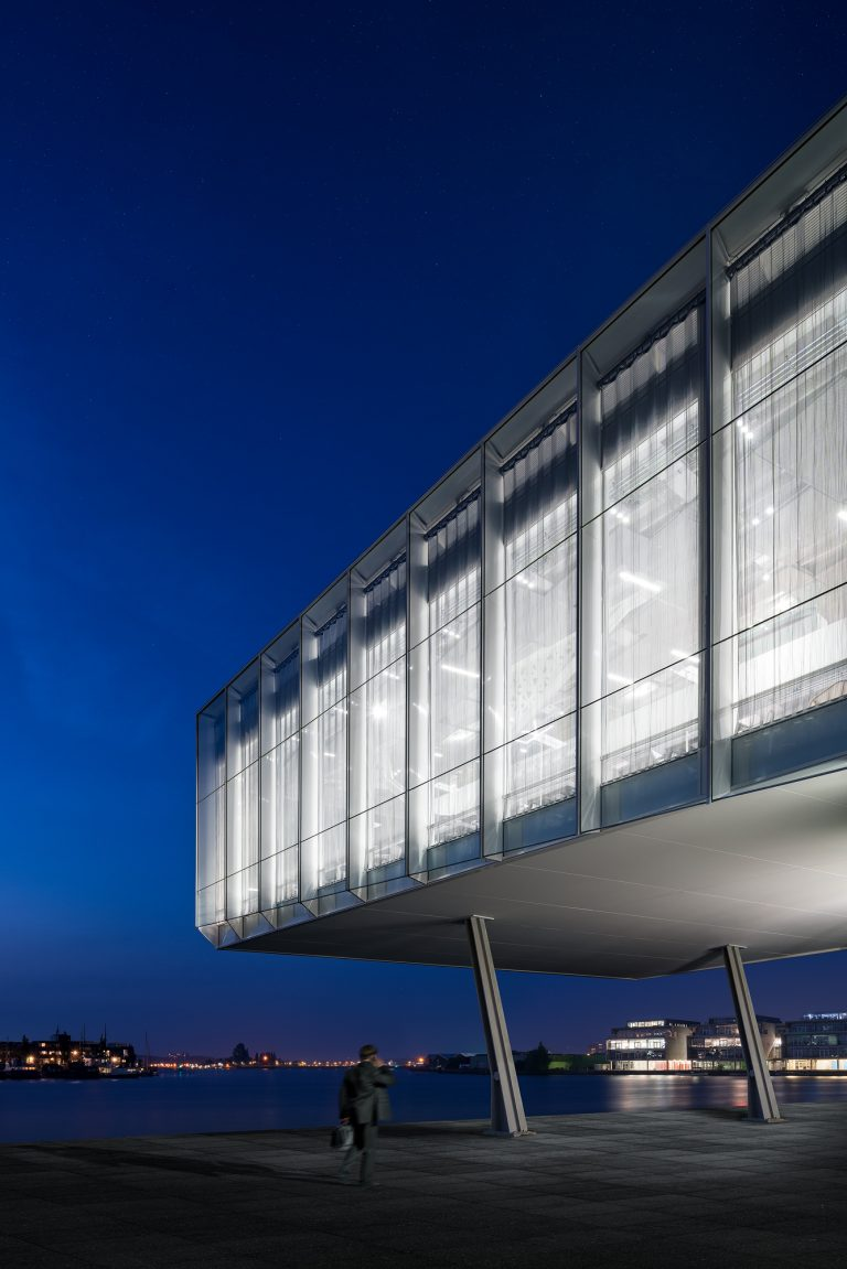 Amvest hoofdkantoor Amsterdam architectuur fotograaf
