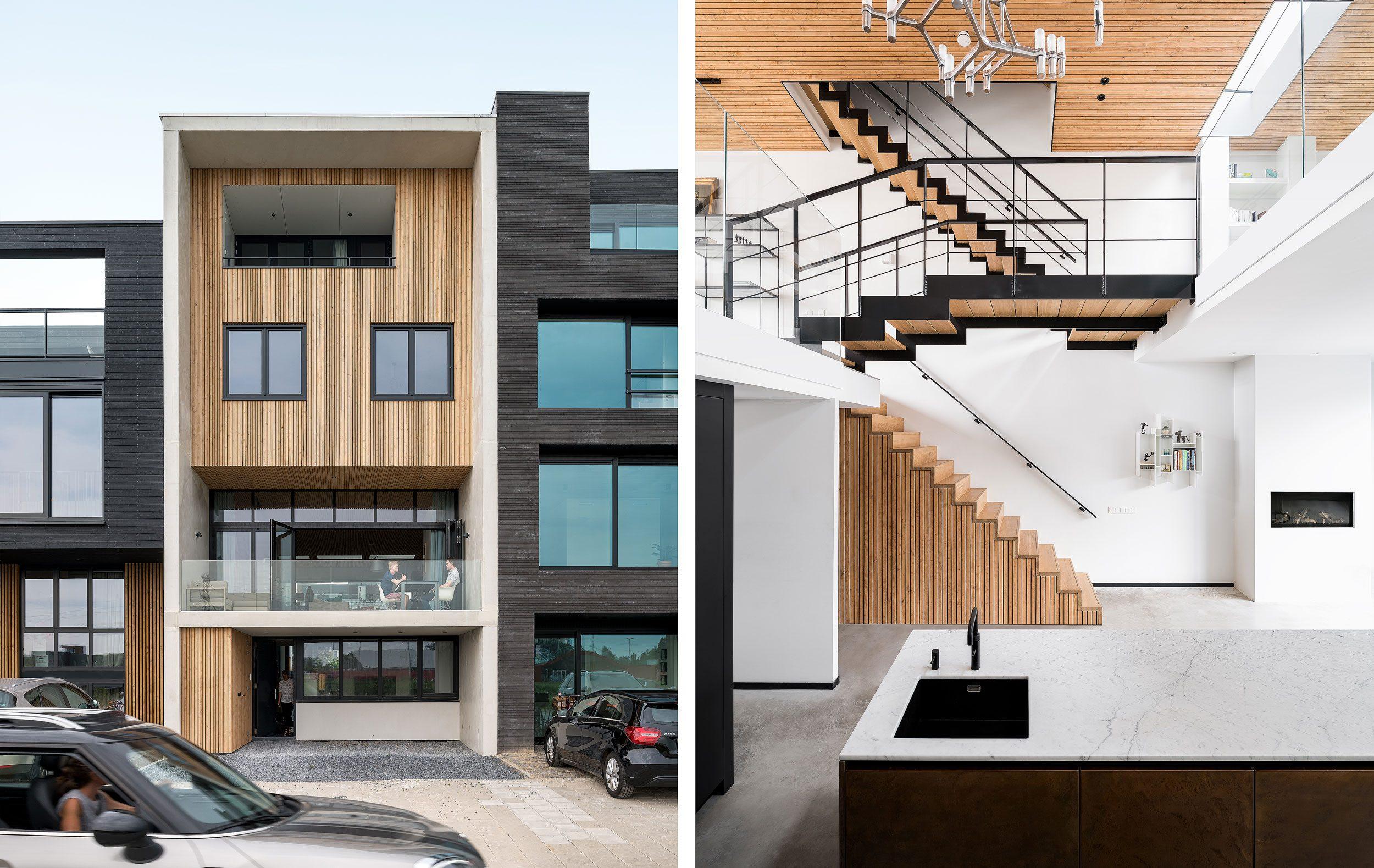 Chiel de Nooyer - architectuurfotograaf IJburg Amsterdam