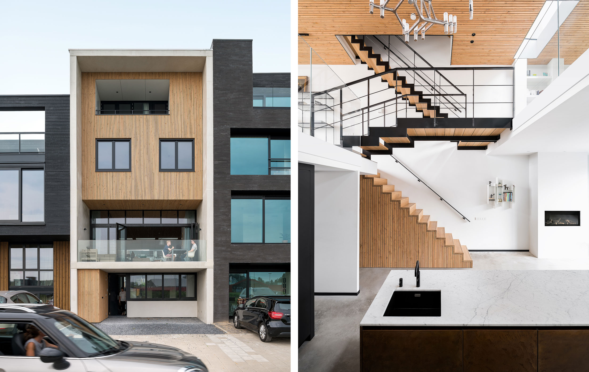 Woning Amsterdam - fotografie architectuur door Chiel de Nooyer, architectuurfotograaf