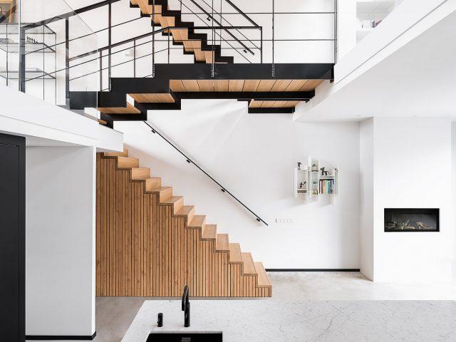 Interieur woning Amsterdam - fotografie door Chiel de Nooyer, interieurfotograaf