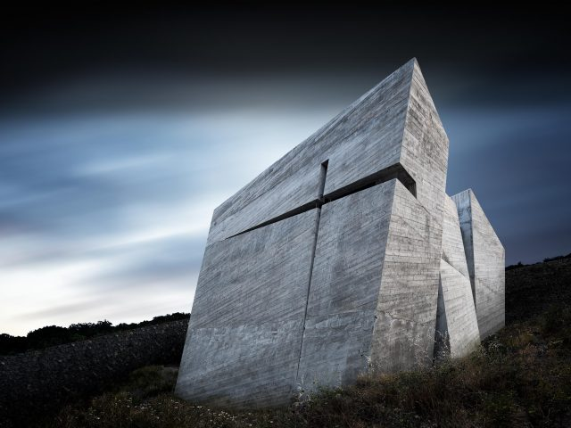 Holy Redeemer Church - Tenerife, Spanje - Architectuurfotograaf Chiel de Nooyer