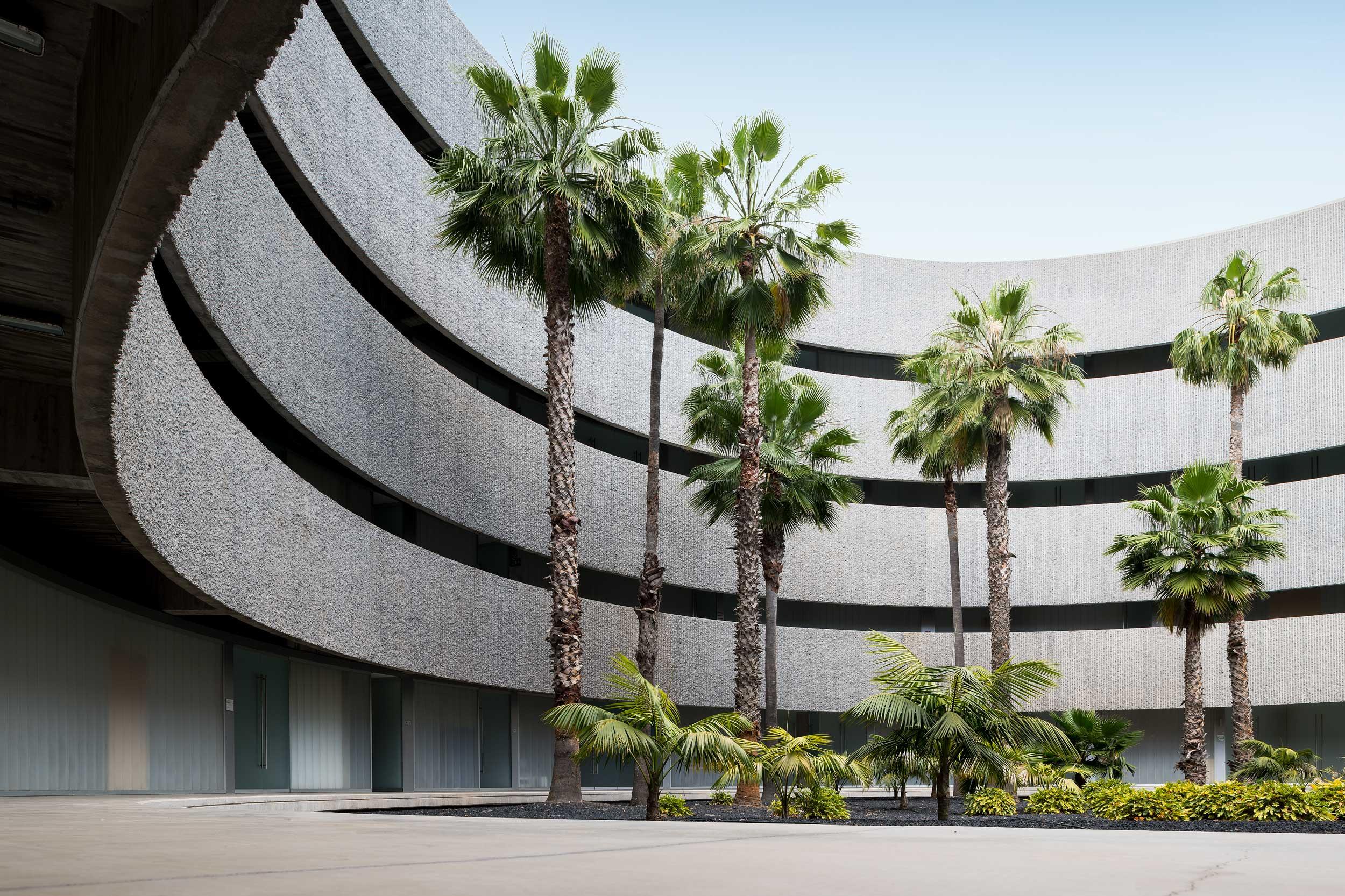 Projcet op Tenerife in ons portfolio architectuurfotografie