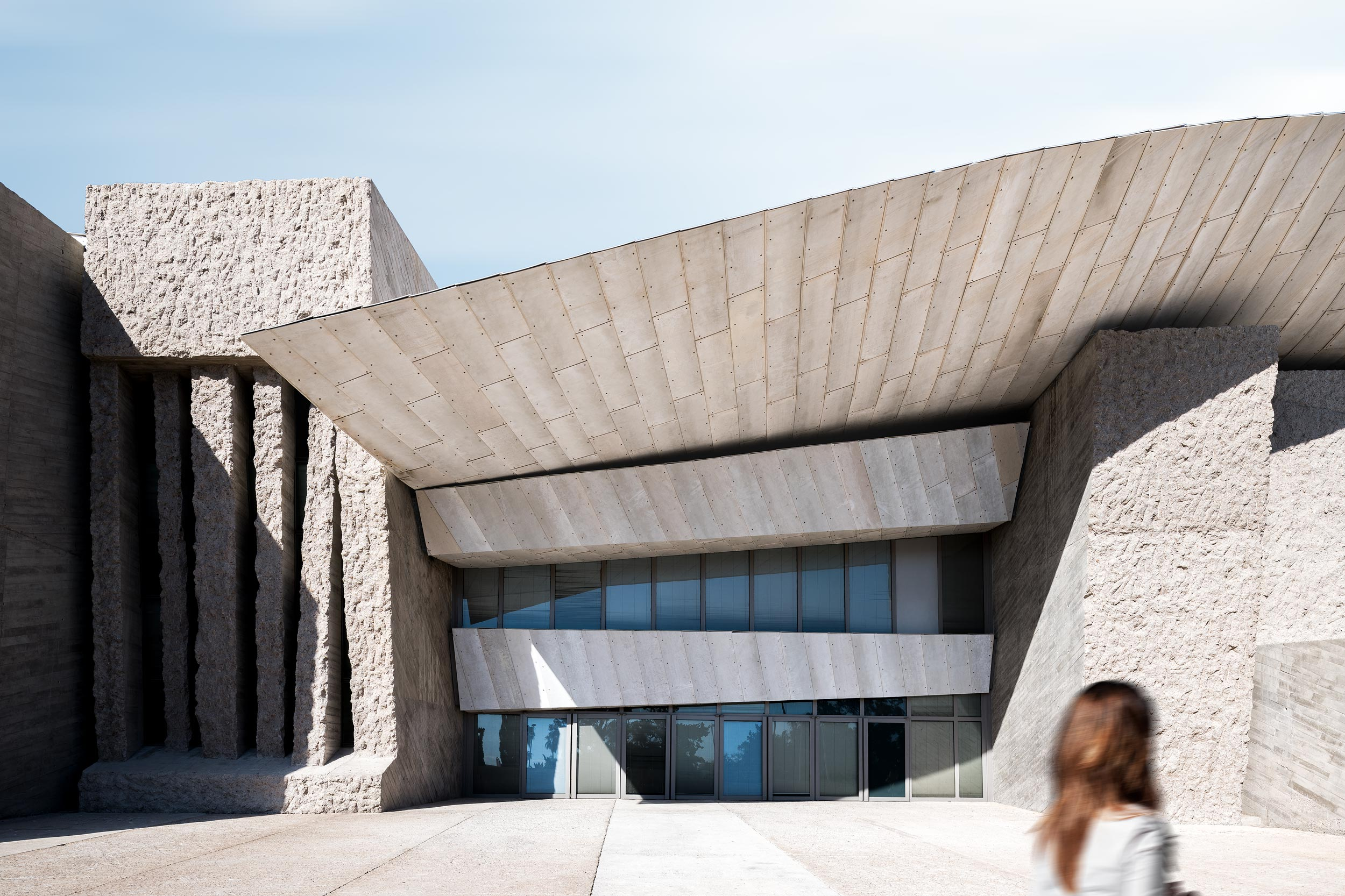 Magma Art & Congress Centre - Tenerife, Spanje - Architectuurfotograaf Chiel de Nooyer