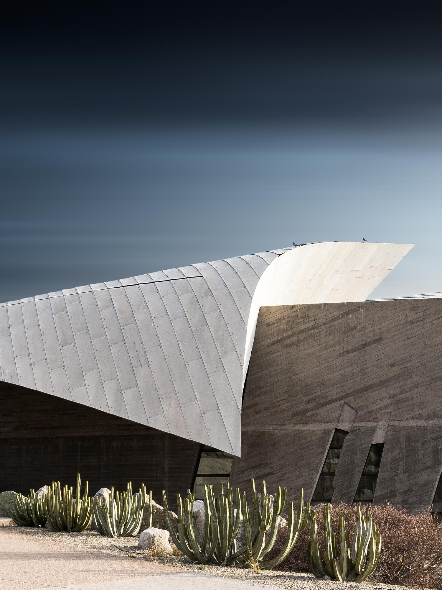 Magma Art and Congress Centre - Tenerife, Spanje - Architectuurfotograaf Chiel de Nooyer