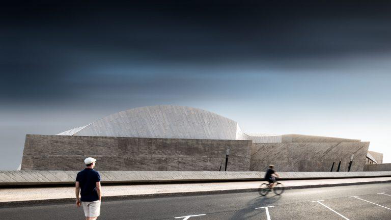 Magma Art and Congress Centre - Tenerife, Spanje - Architectuurfotograaf Chiel de Nooyer