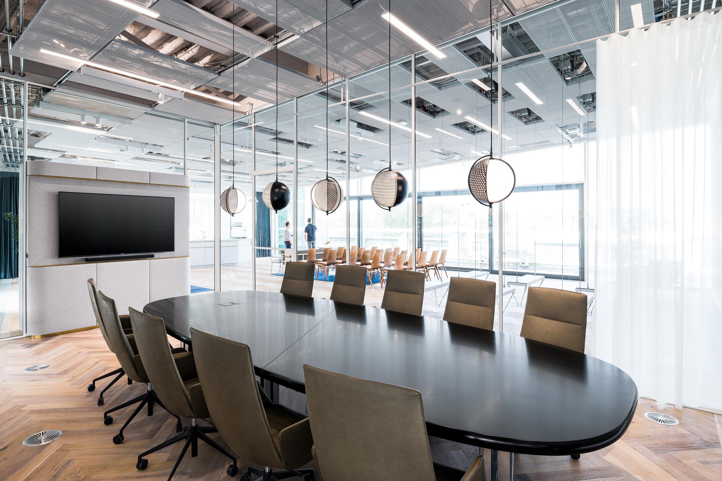 Amvest kantoor Amsterdam - interieurfotograaf Chiel de Nooyer