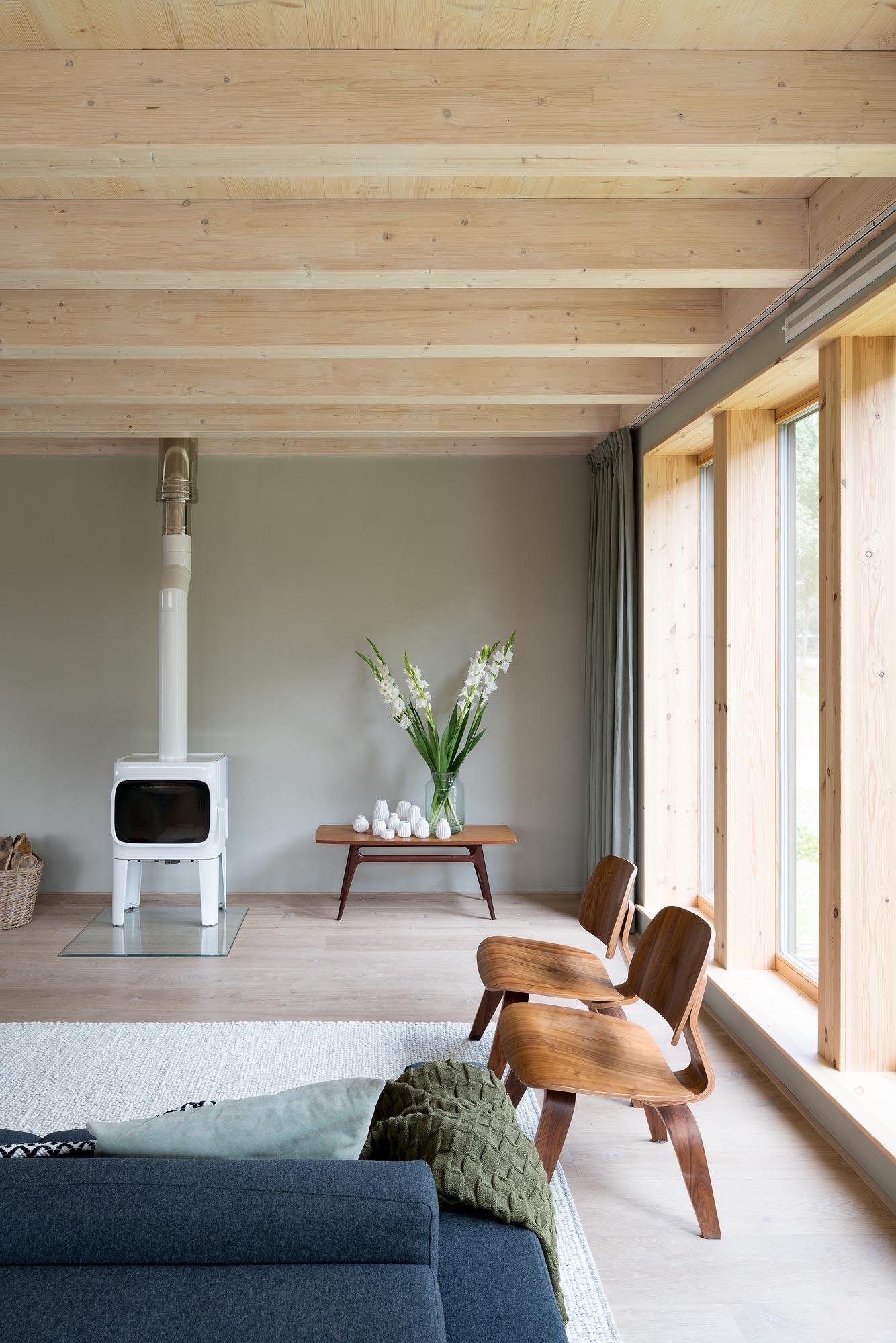 Interieur nieuwbouw woning, Driemond - Interieurfotograaf Chiel de Nooyer