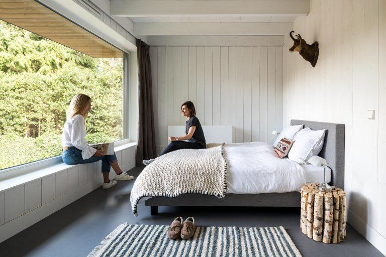 Interieurfotografie in Het Gooi van een nieuwbouw villa in Baarn, door interieurfotograaf Chiel de Nooyer