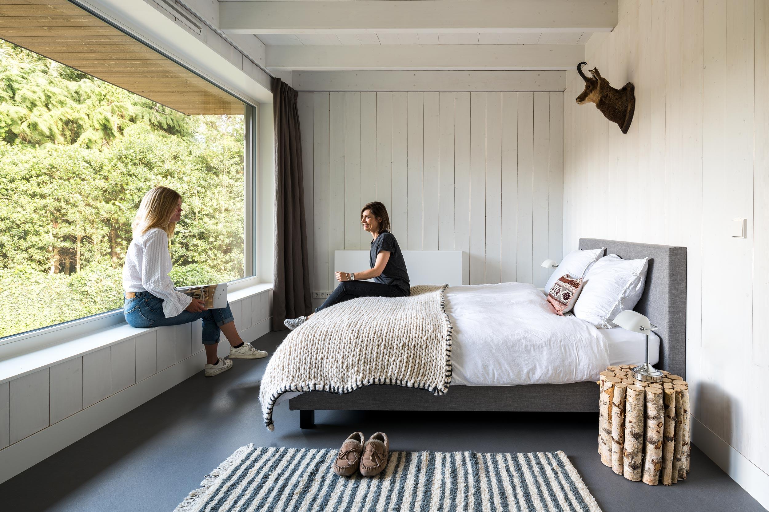 Interieurfotografie nieuwbouw villa in Baarn - interieurfotograaf Chiel de Nooyer