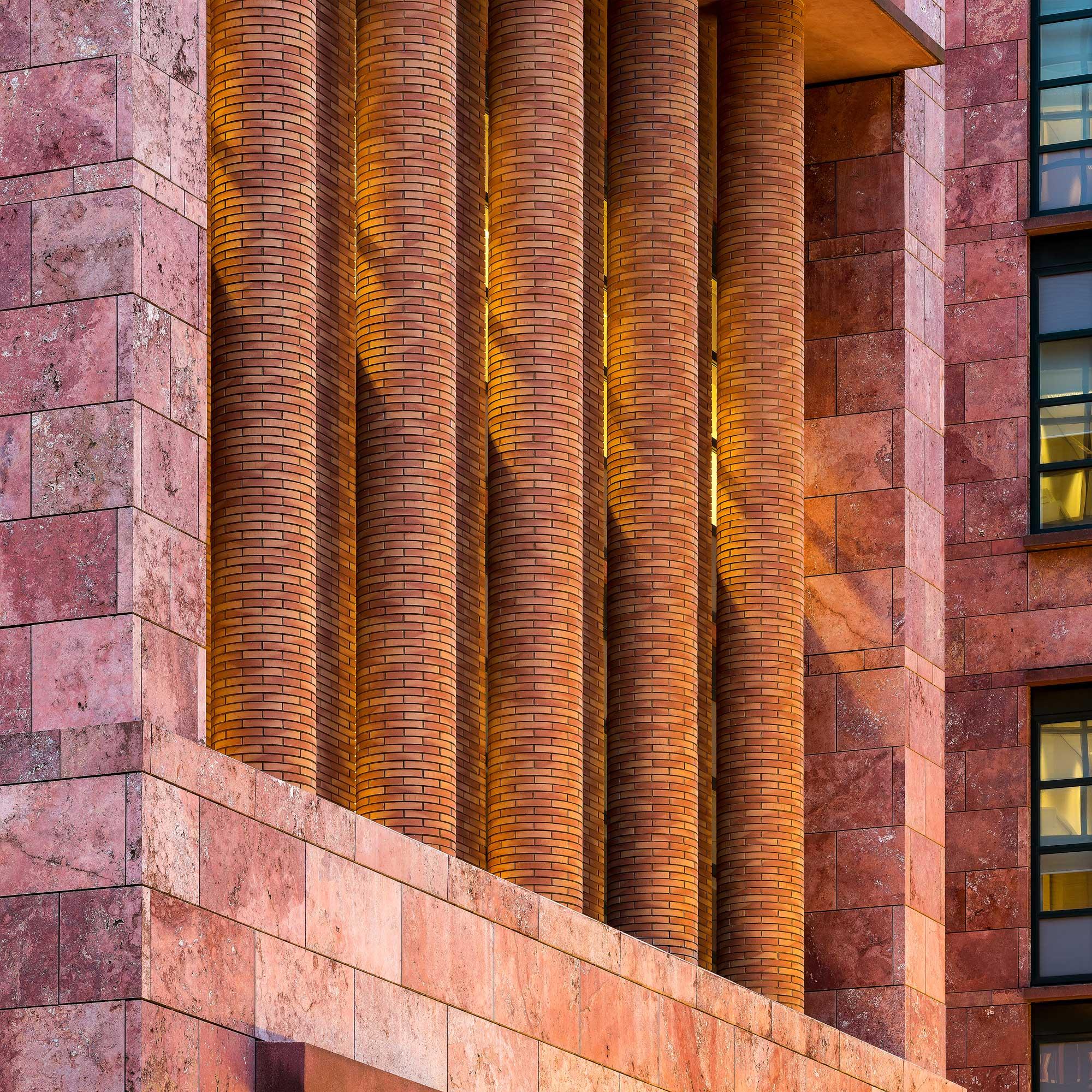 Baker McKenzie kantoor, Zuidas Amsterdam - Architectuur fotograaf Chiel de Nooyer
